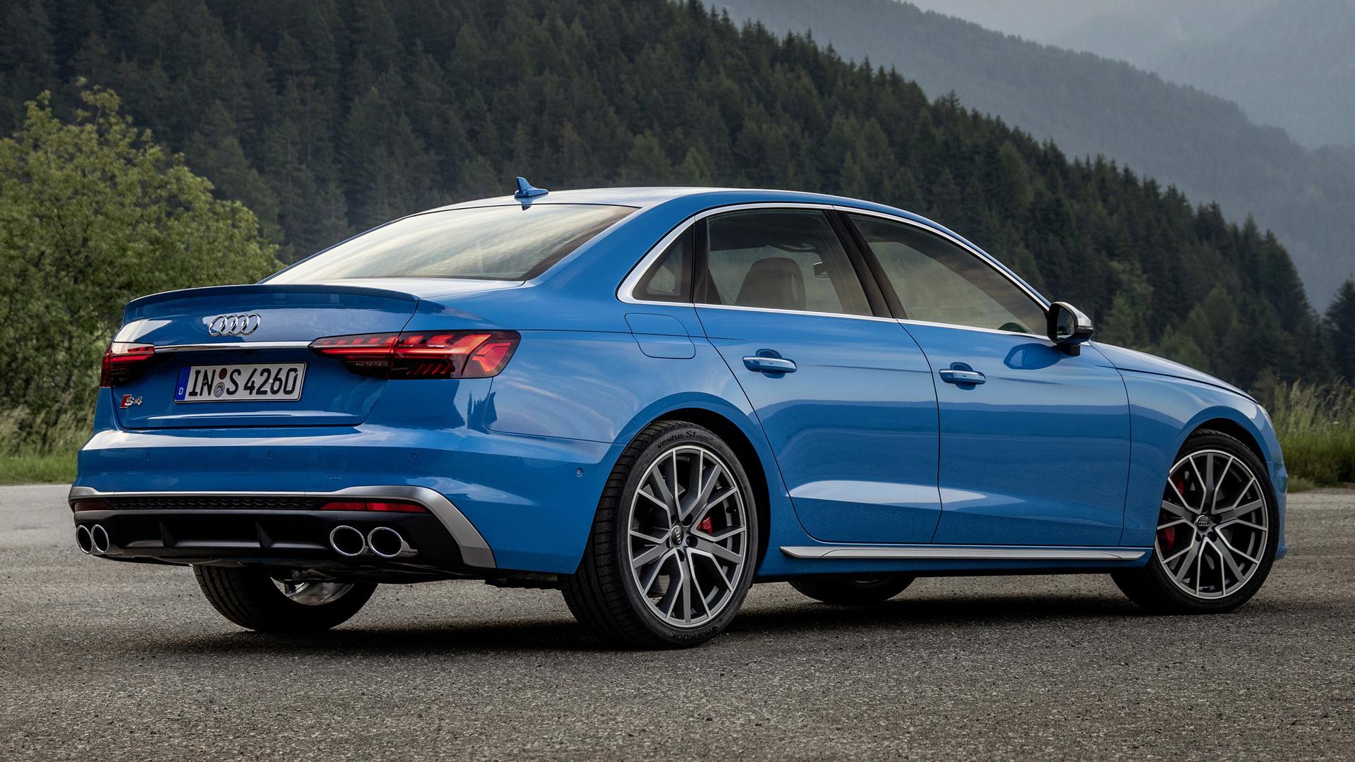 2019 Audi S4 Sedan - Wallpapers and HD Images | Car Pixel