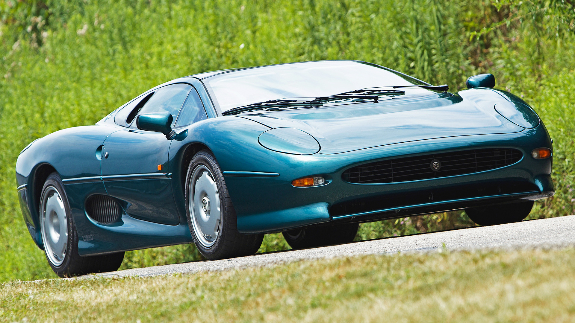 Jaguar XJ220 1992 Wallpapers And HD Images Car Pixel