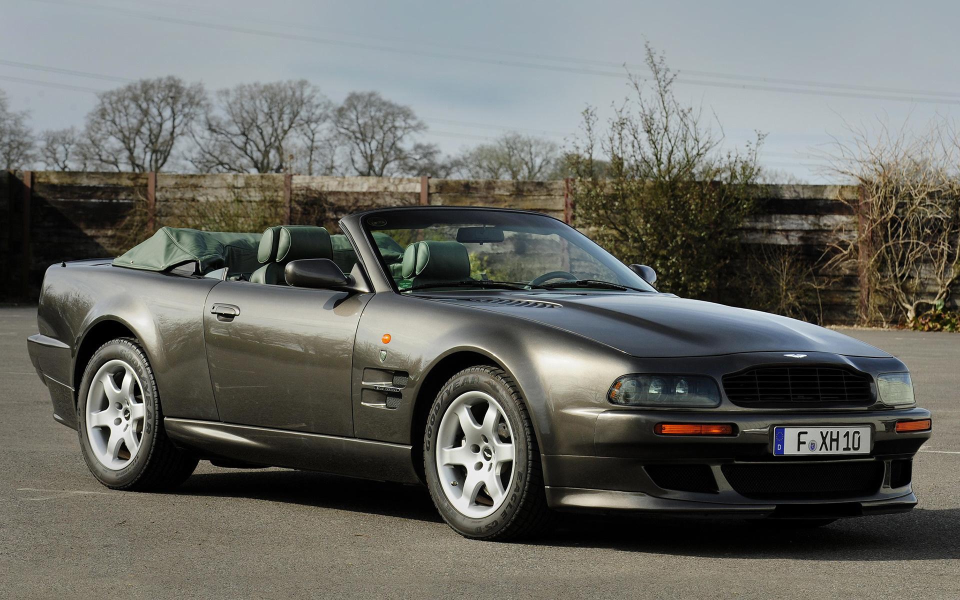 2000 Aston Martin V8 Vantage Volante Special Edition Hintergrundbilder Und Wallpaper In Hd Car Pixel