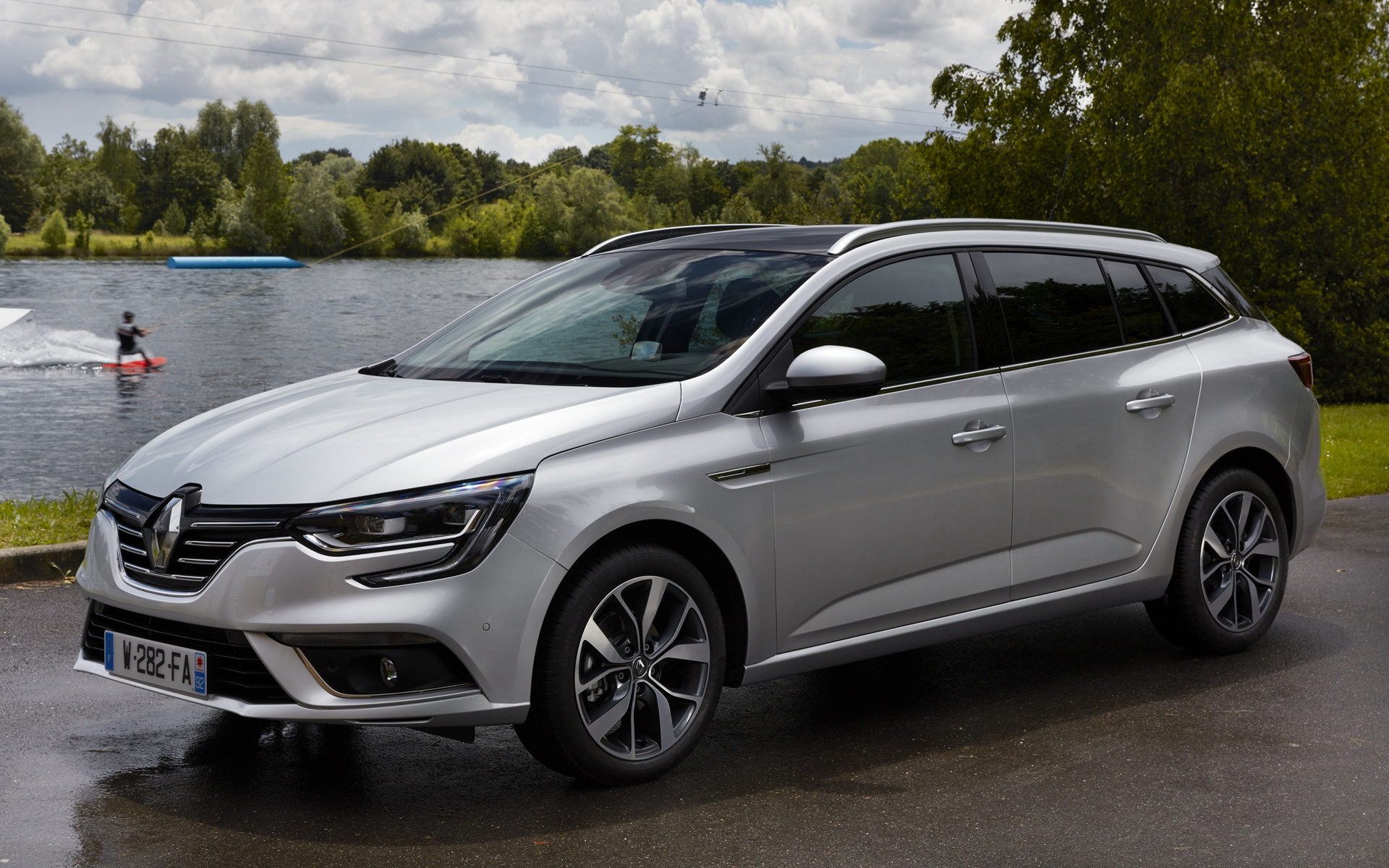 Acura Of Reno >> 2016 Renault Megane Estate - Wallpapers and HD Images | Car Pixel