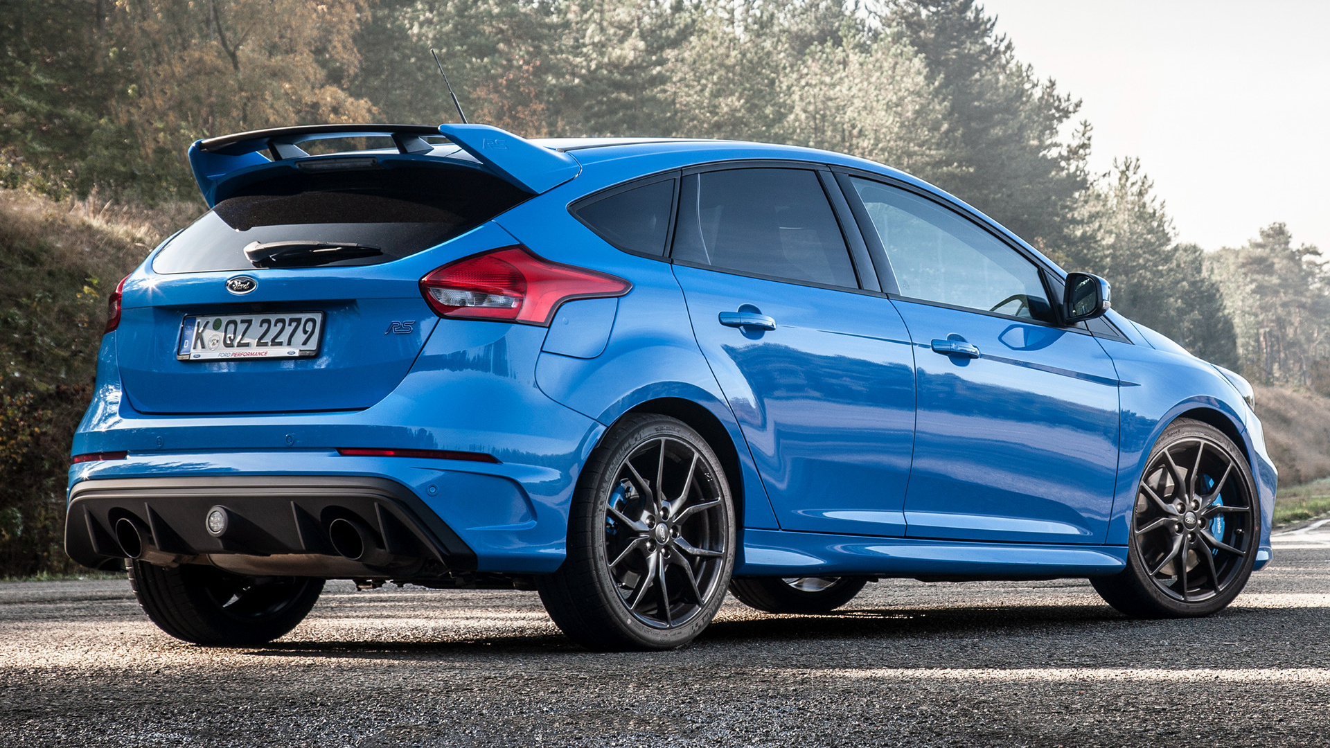 2015 Ford Focus Rs Wallpapers And Hd Images Car Pixel