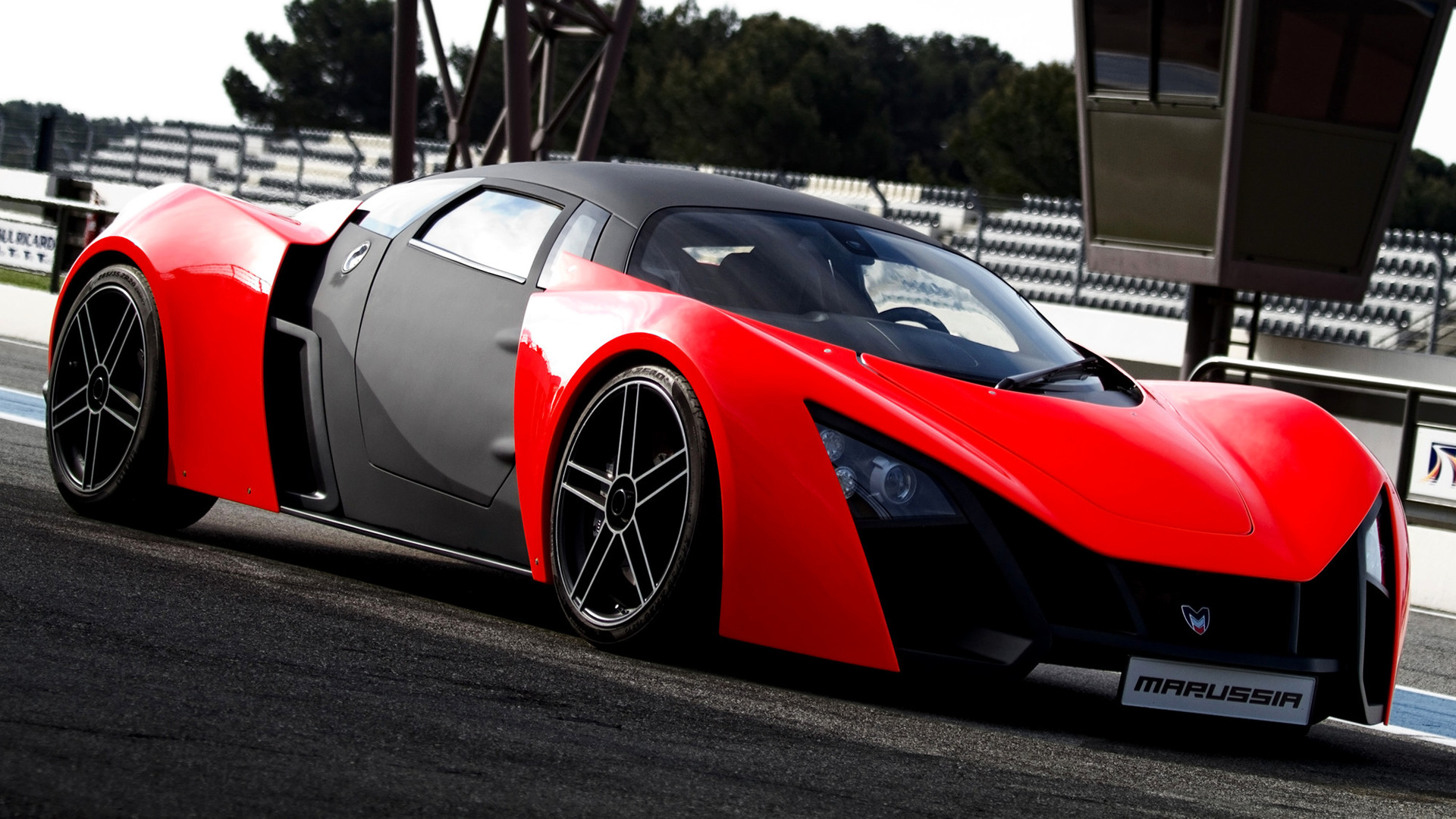2009 Marussia B2 - Wallpapers And HD Images