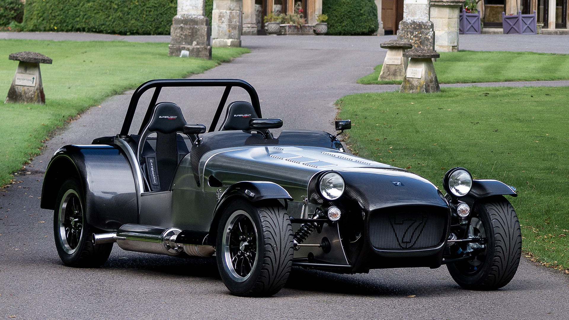 Caterham Seven Superlight Twenty (2015) Wallpapers and HD Images - Car ...