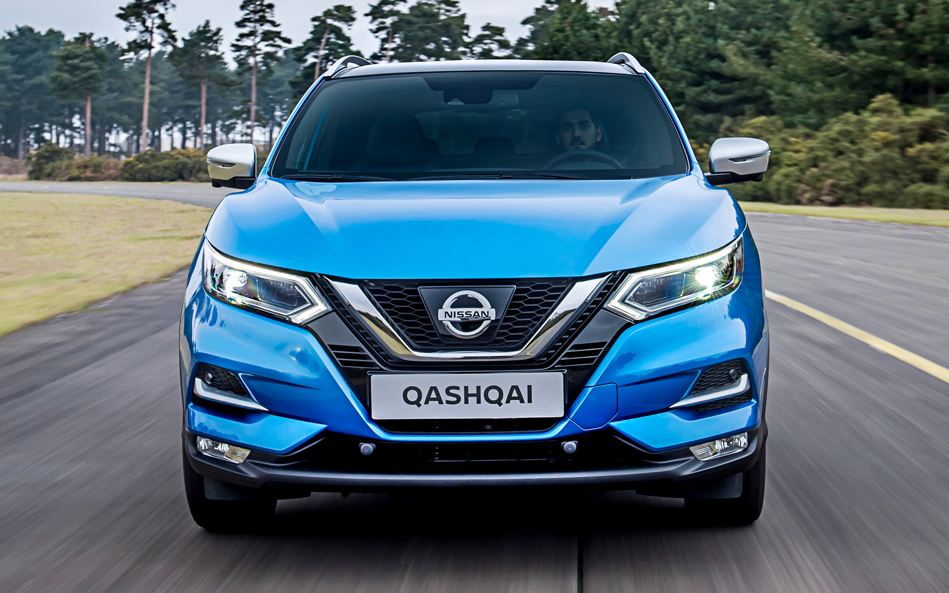 Ed Martin Honda >> 2017 Nissan Qashqai - Wallpapers and HD Images | Car Pixel