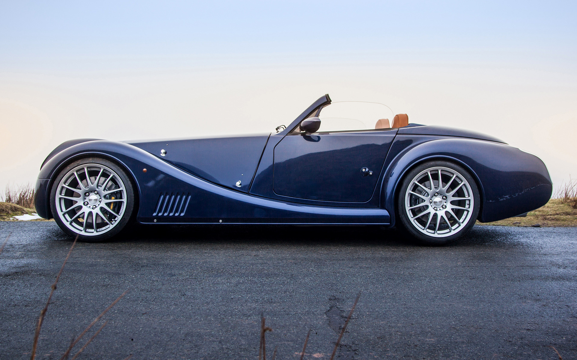 Land Rover Sport >> 2015 Morgan Aero 8 - Wallpapers and HD Images | Car Pixel