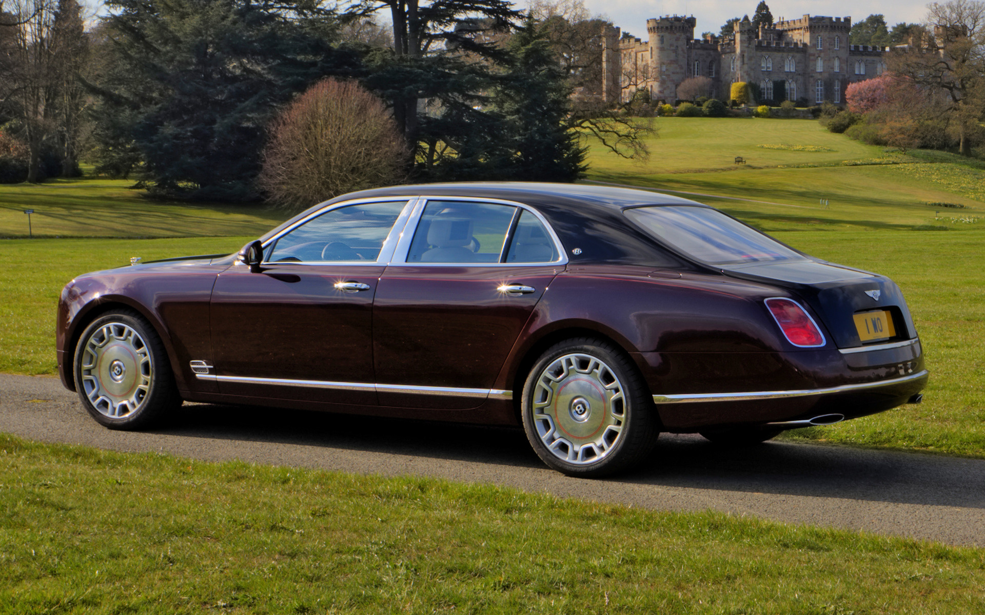 Bentley Mulsanne Diamond Jubilee (2012) Wallpapers and HD Images ...