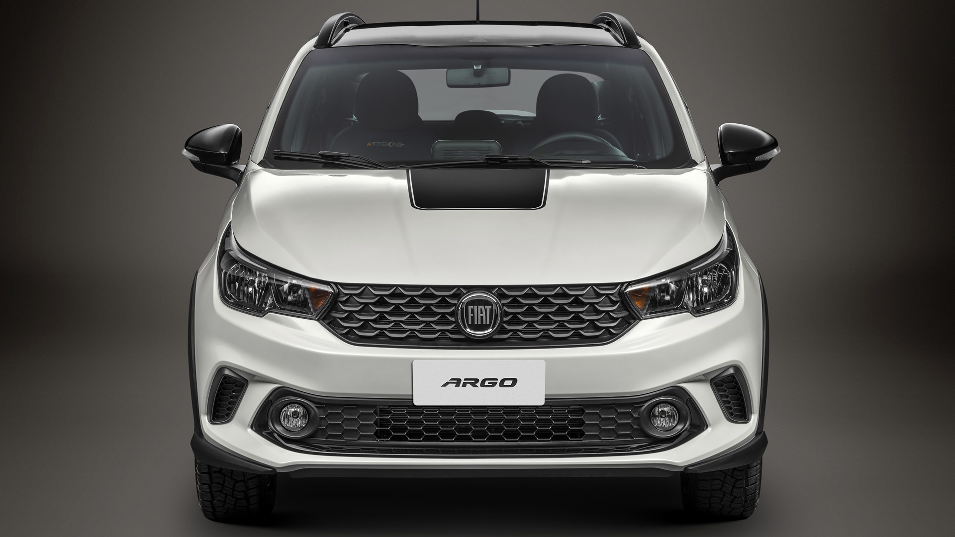 2019 Fiat Argo Trekking
