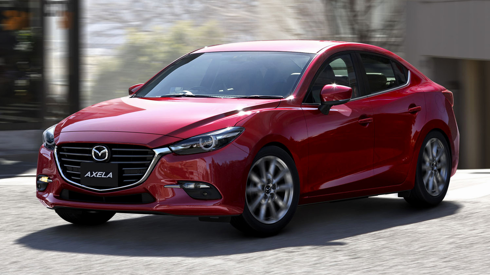 2016 Mazda Axela Sedan - Wallpapers and HD Images | Car Pixel
