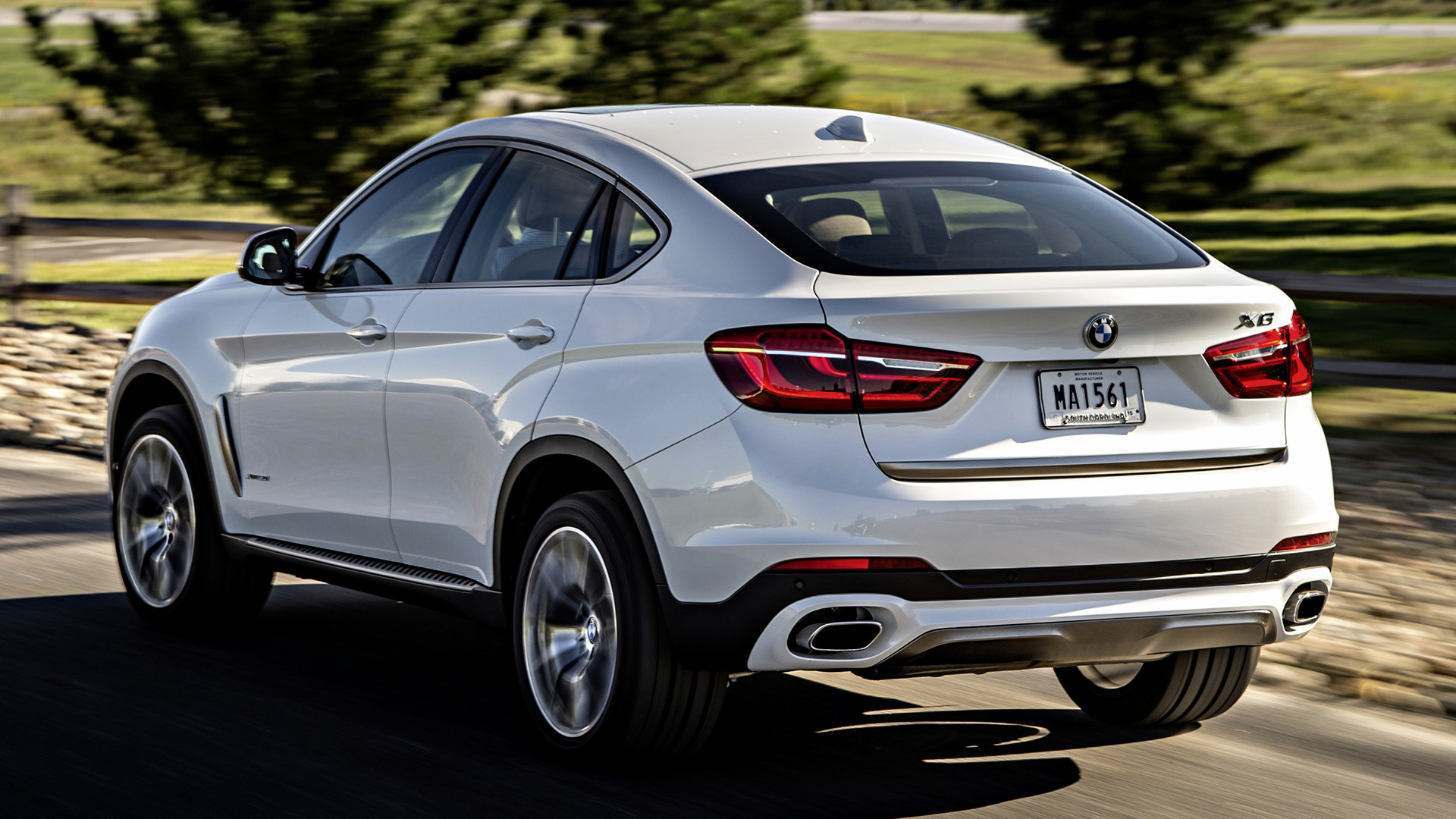 2014 BMW X6 - Wallpapers and HD Images | Car Pixel
