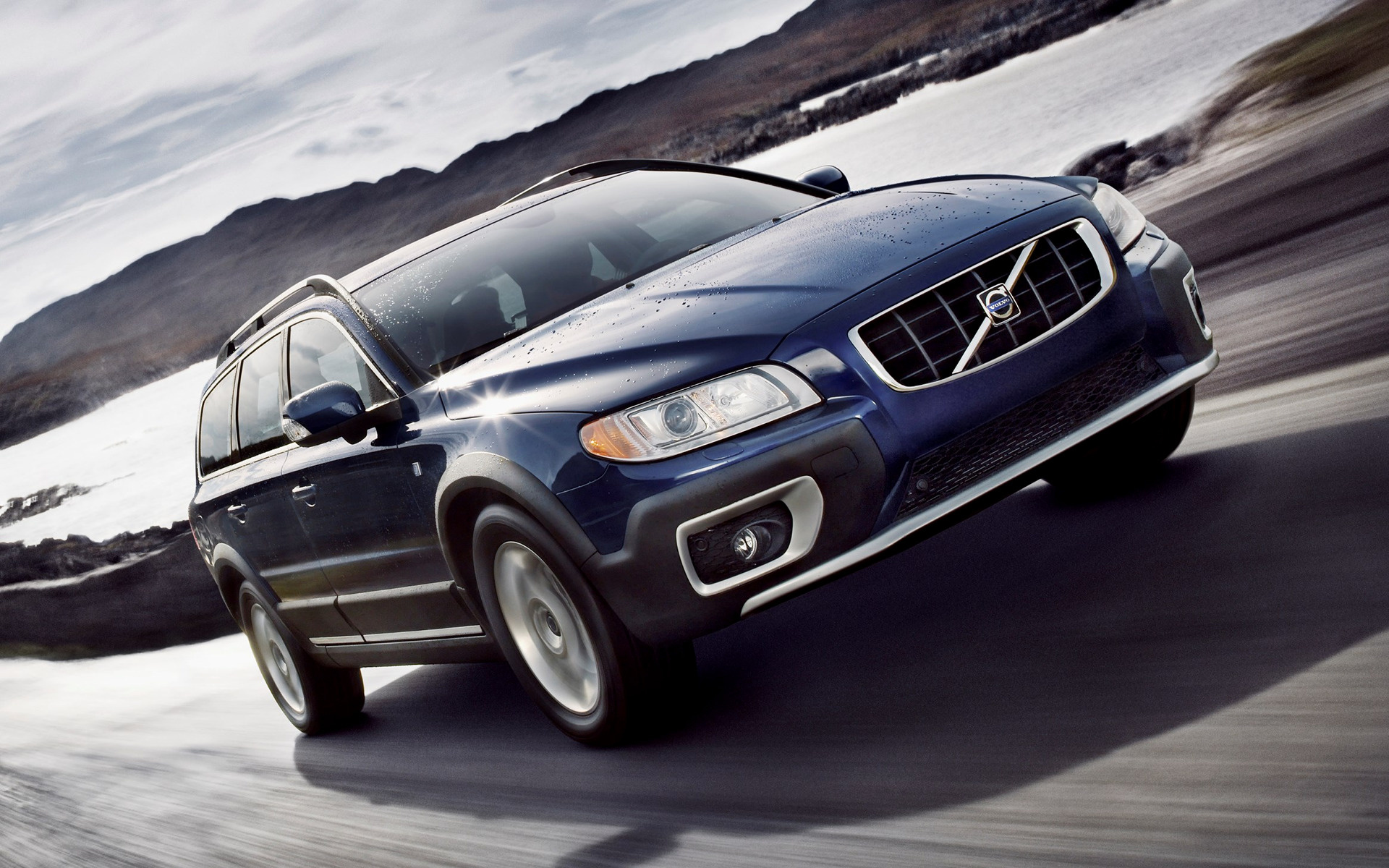 2008 Volvo Xc70 Ocean Race Wallpapers And Hd Images Car Pixel