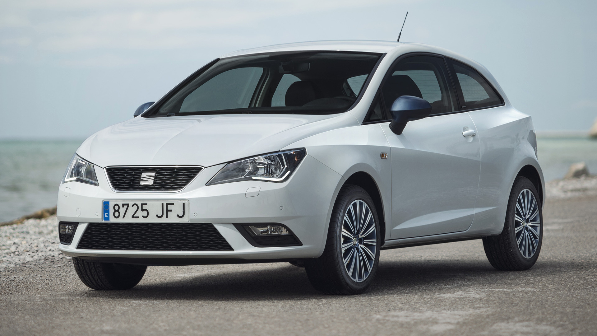 2015 seat ibiza sc connect wallpapers and hd images. Black Bedroom Furniture Sets. Home Design Ideas