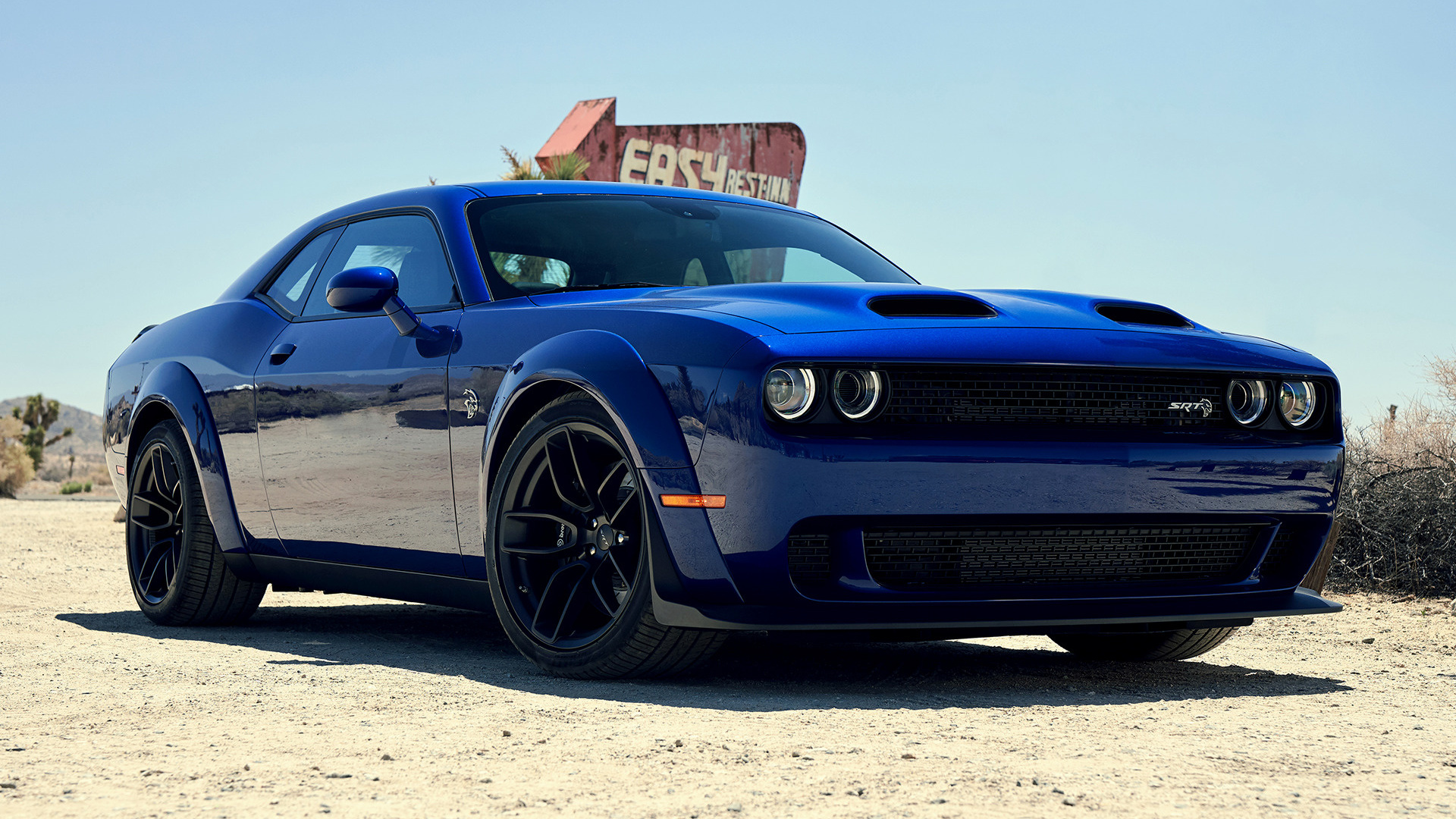 Dodge Challenger SRT Hellcat Widebody (2019) Wallpapers and HD Images - Car Pixel