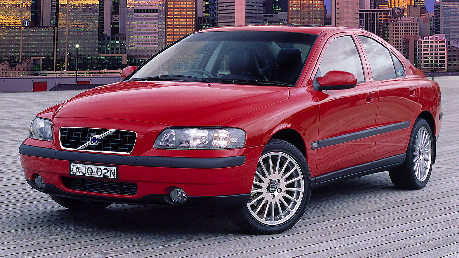 2001 Volvo S60 Au Wallpapers And Hd Images Car Pixel