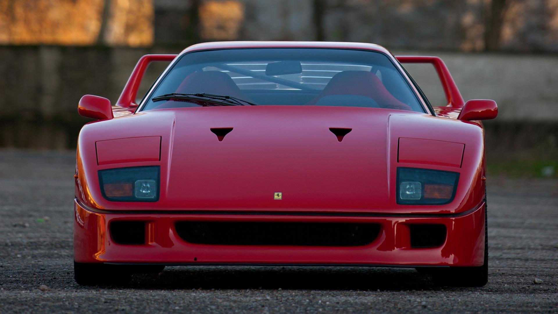 1987 Ferrari F40 Wallpapers And Hd Images Car Pixel