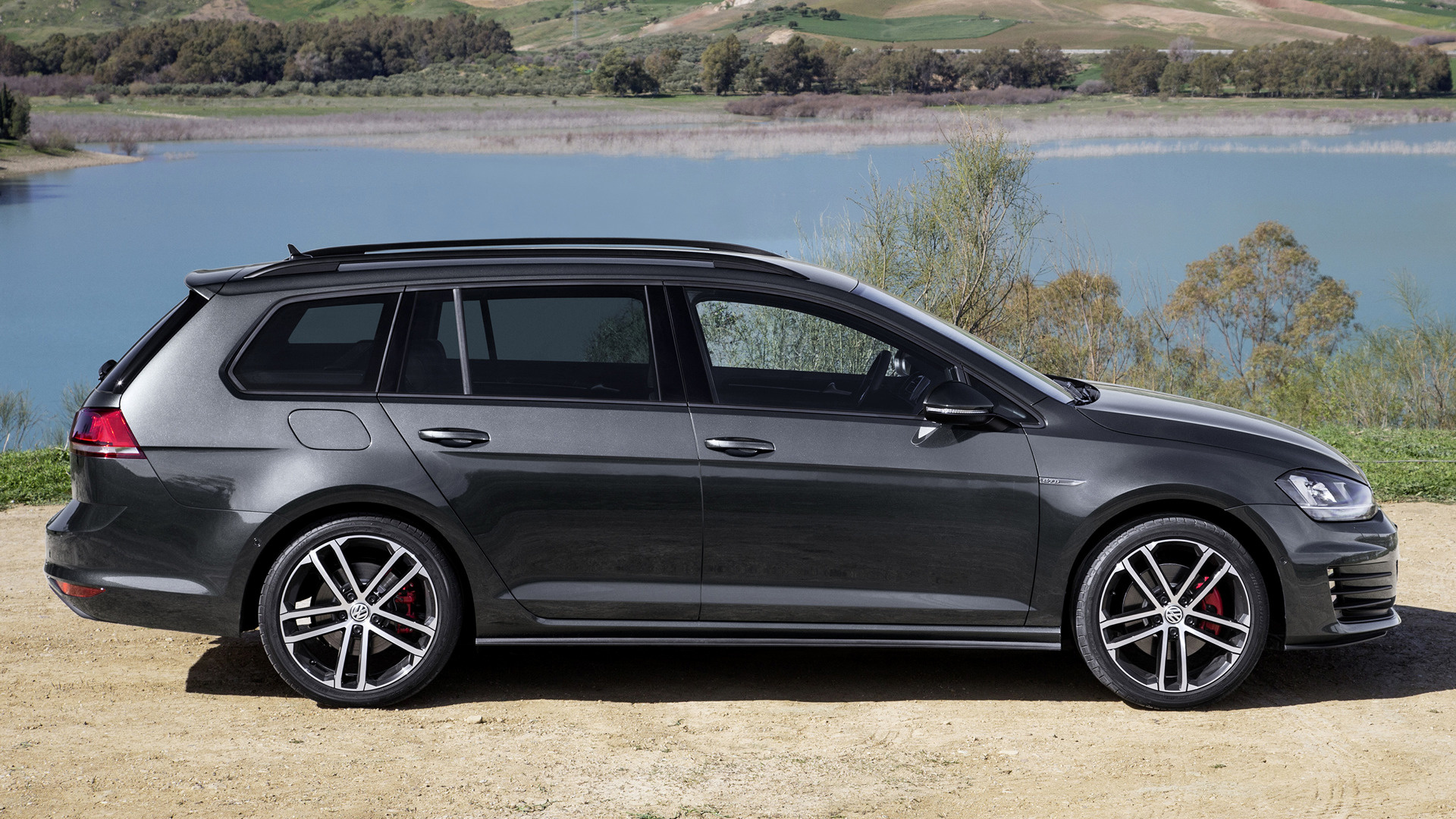 2015 Volkswagen Golf Gtd Variant Wallpapers And Hd