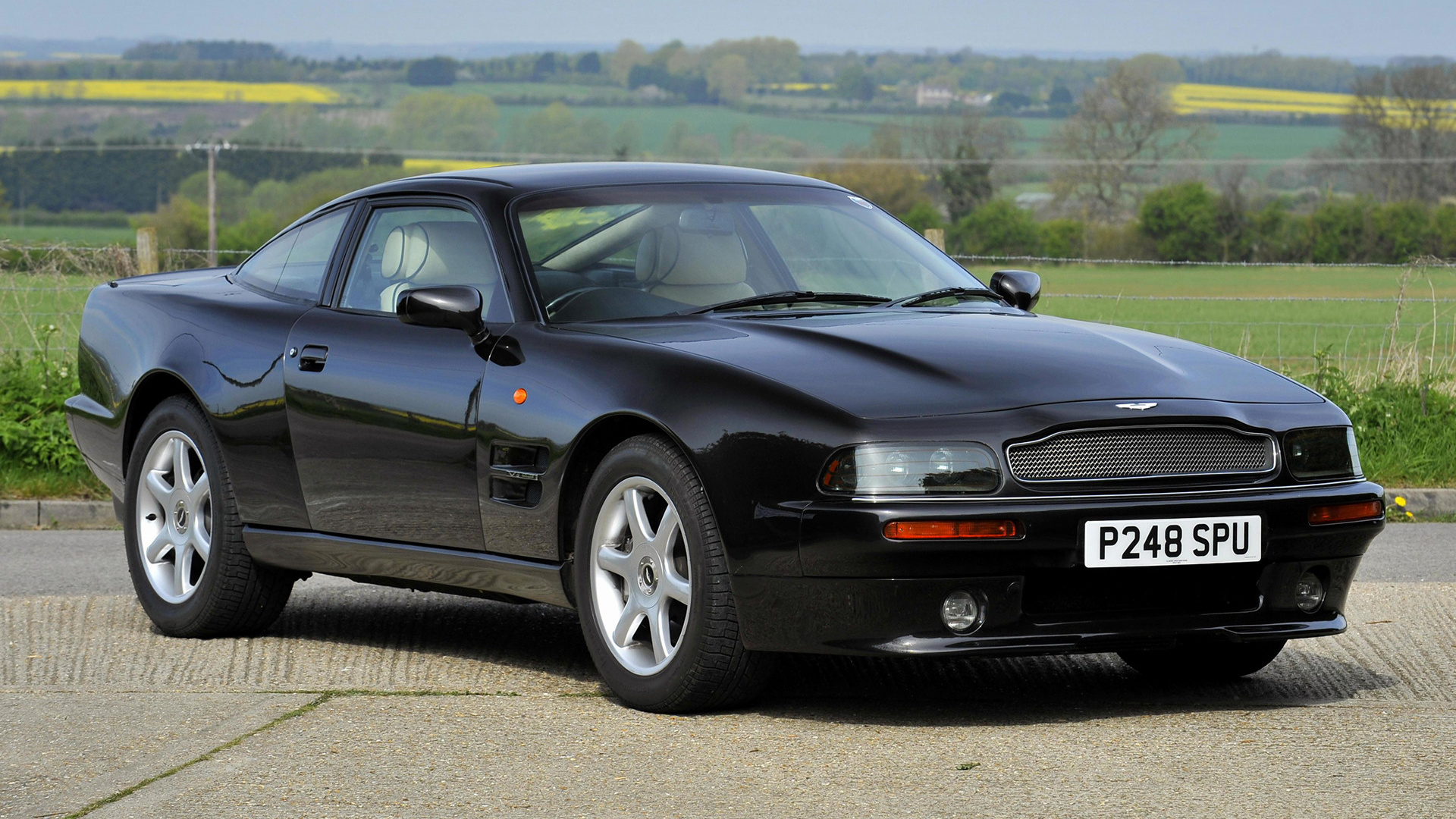 1996 Aston Martin V8 Uk Wallpapers And Hd Images Car Pixel