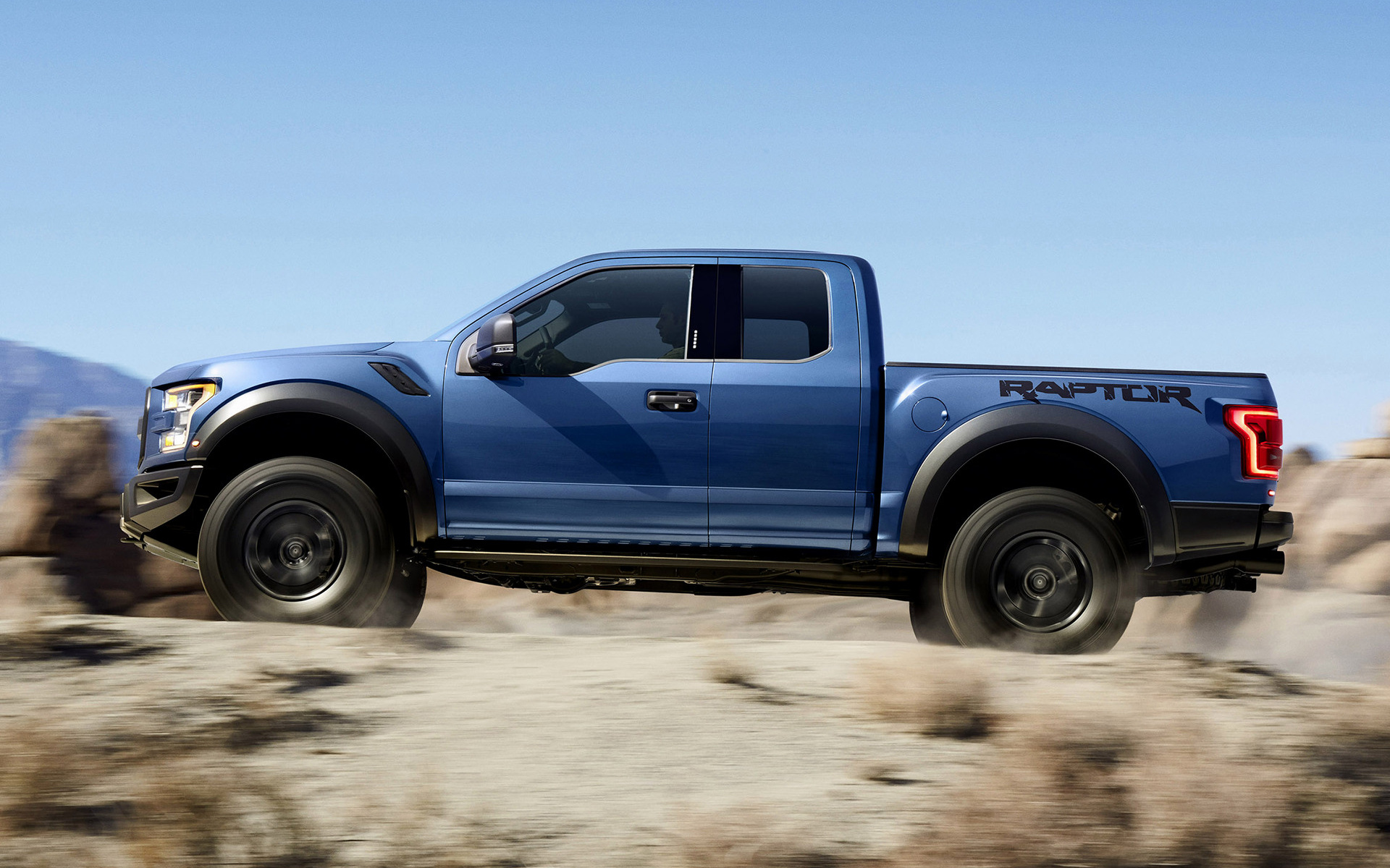 Ford F-150 Raptor SuperCab (2017) Wallpapers and HD Images - Car Pixel