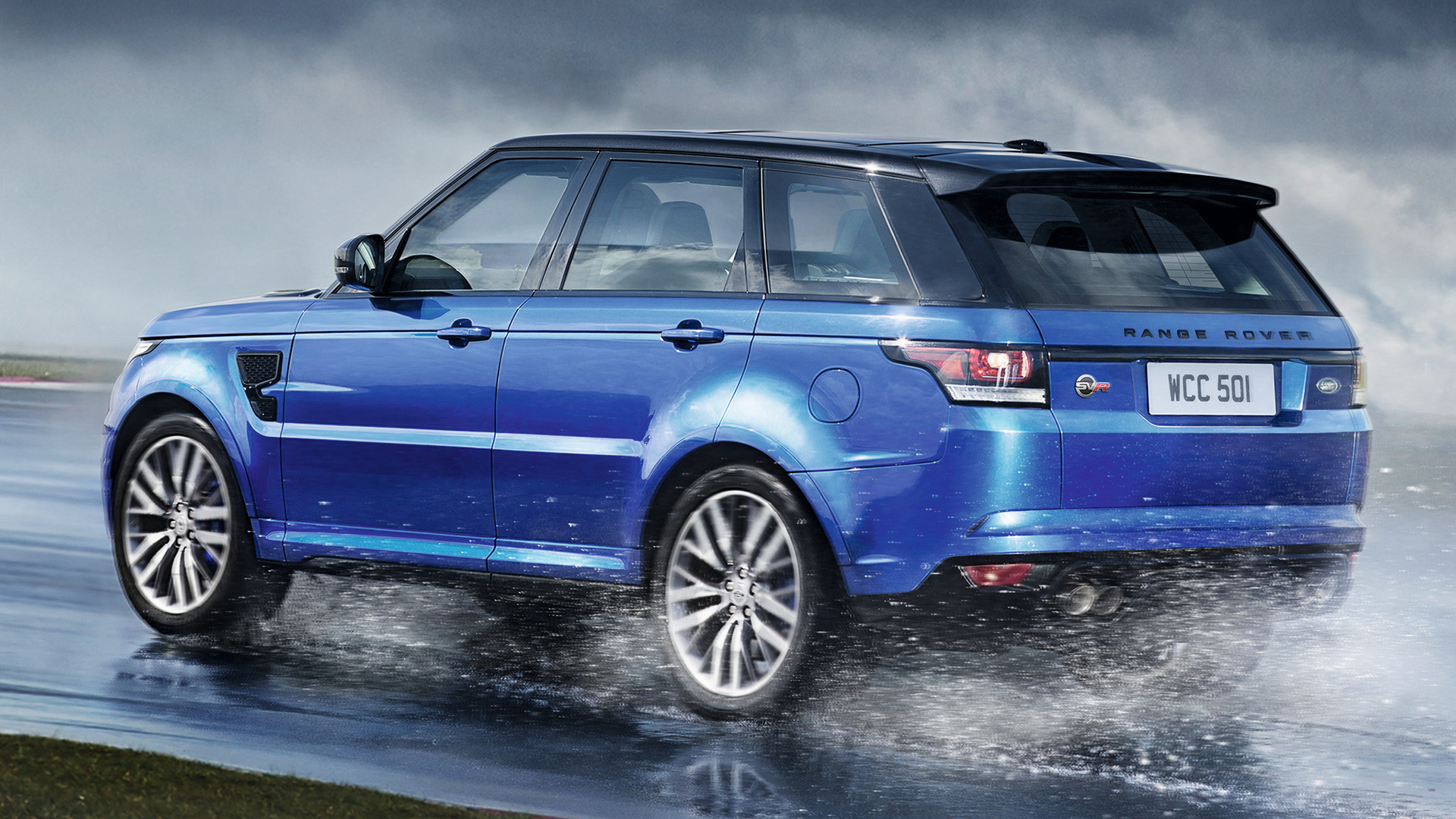 Range Rover Sport SVR (2015) Wallpapers and HD Images ...
