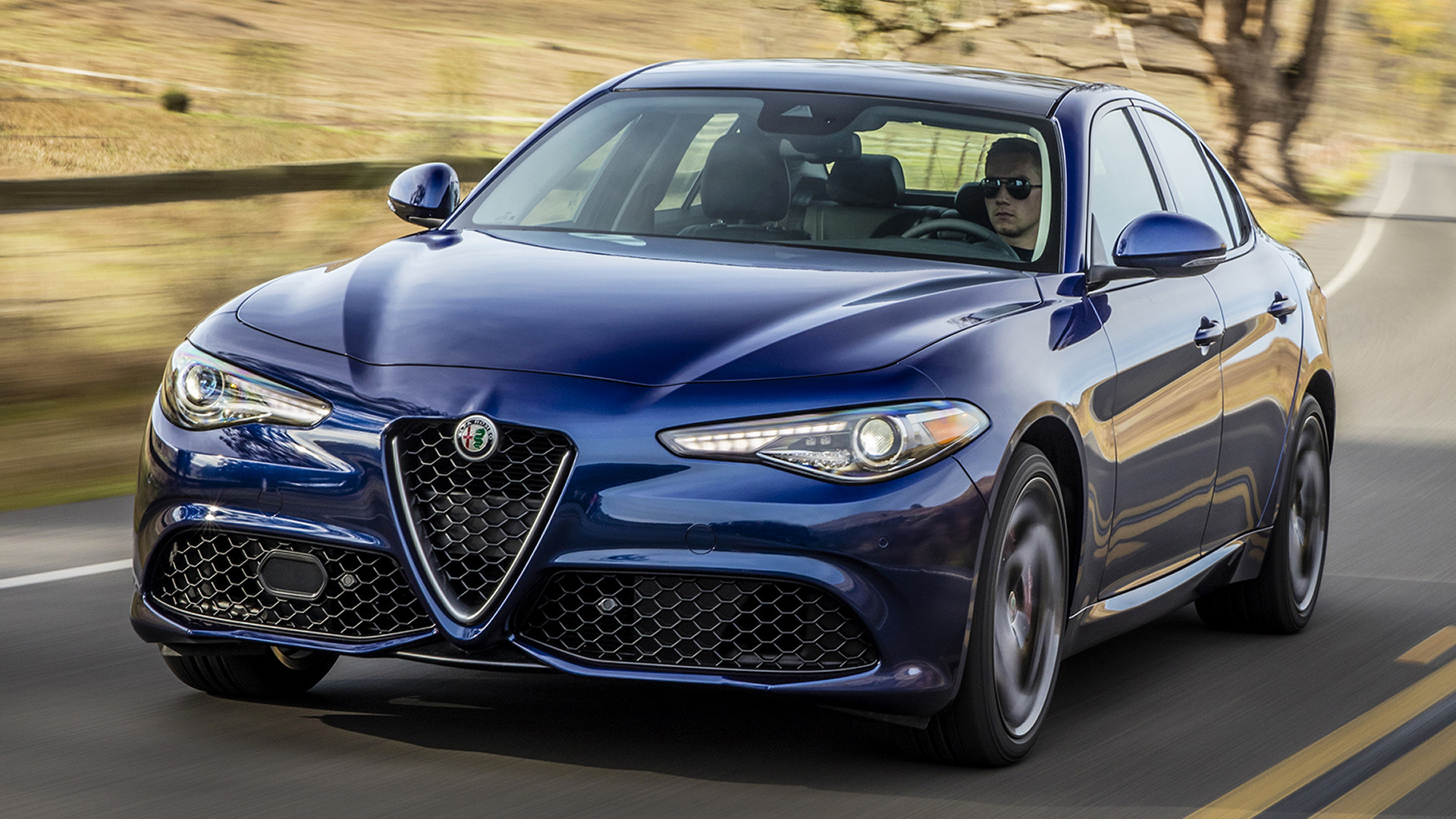alfa romeo giulia sport 2017 us wallpapers and hd images car pixel. Black Bedroom Furniture Sets. Home Design Ideas