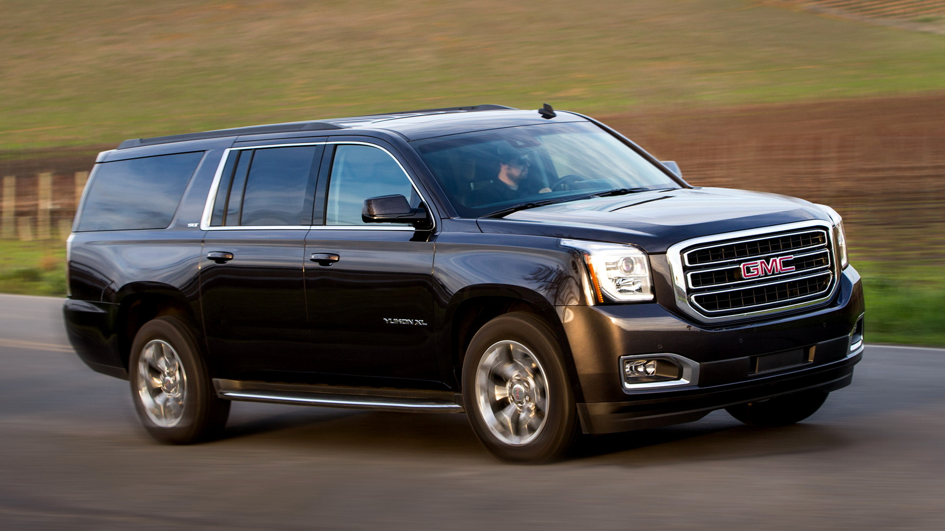 gmc yukon xl 2014 wallpapers and hd images car pixel. Black Bedroom Furniture Sets. Home Design Ideas
