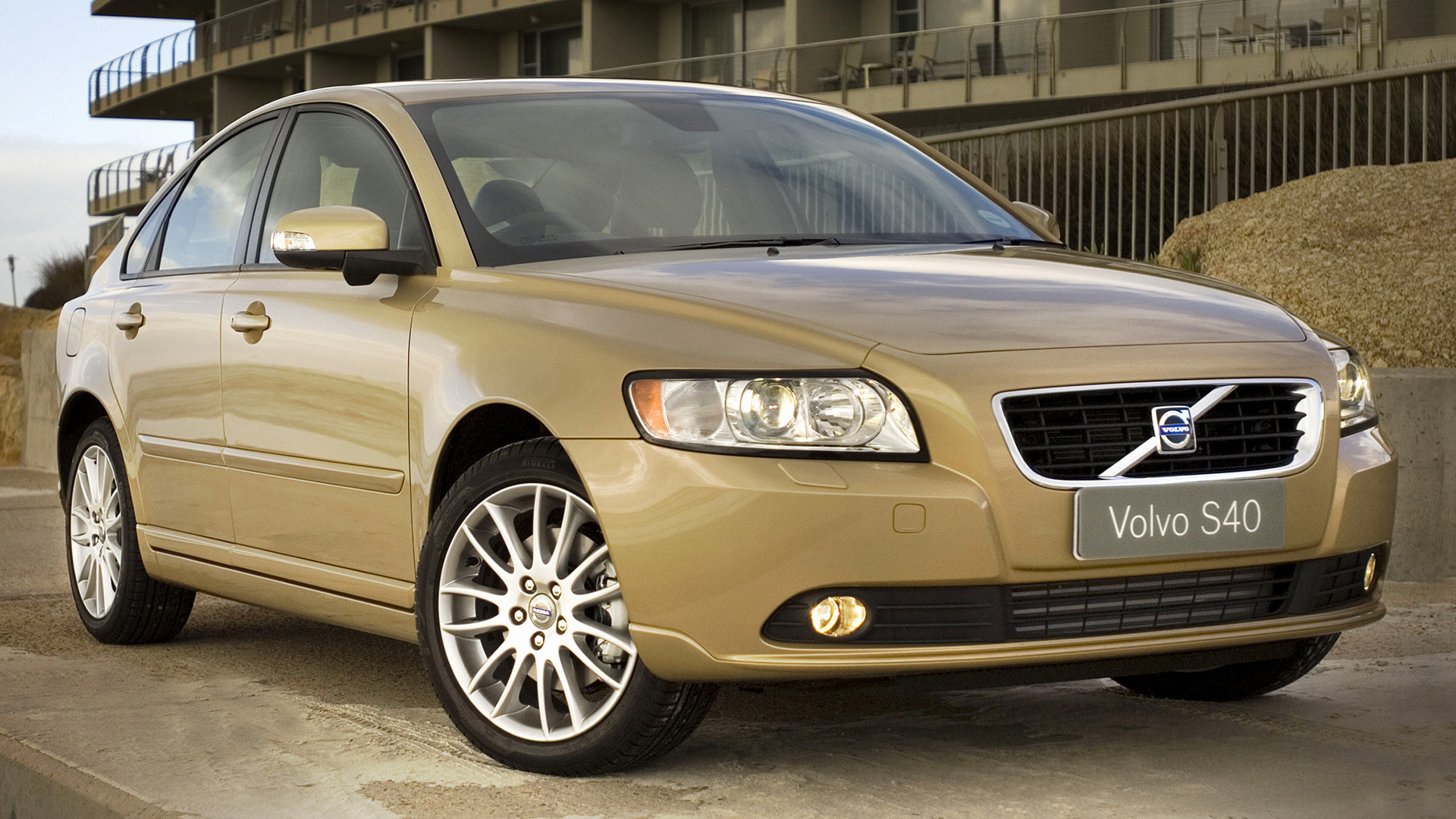 car wallpapers volvo s40 - photo #17