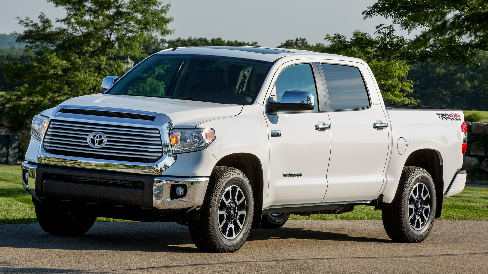 2013 Trd Toyota Tundra Crewmax Limited Wallpapers And Hd