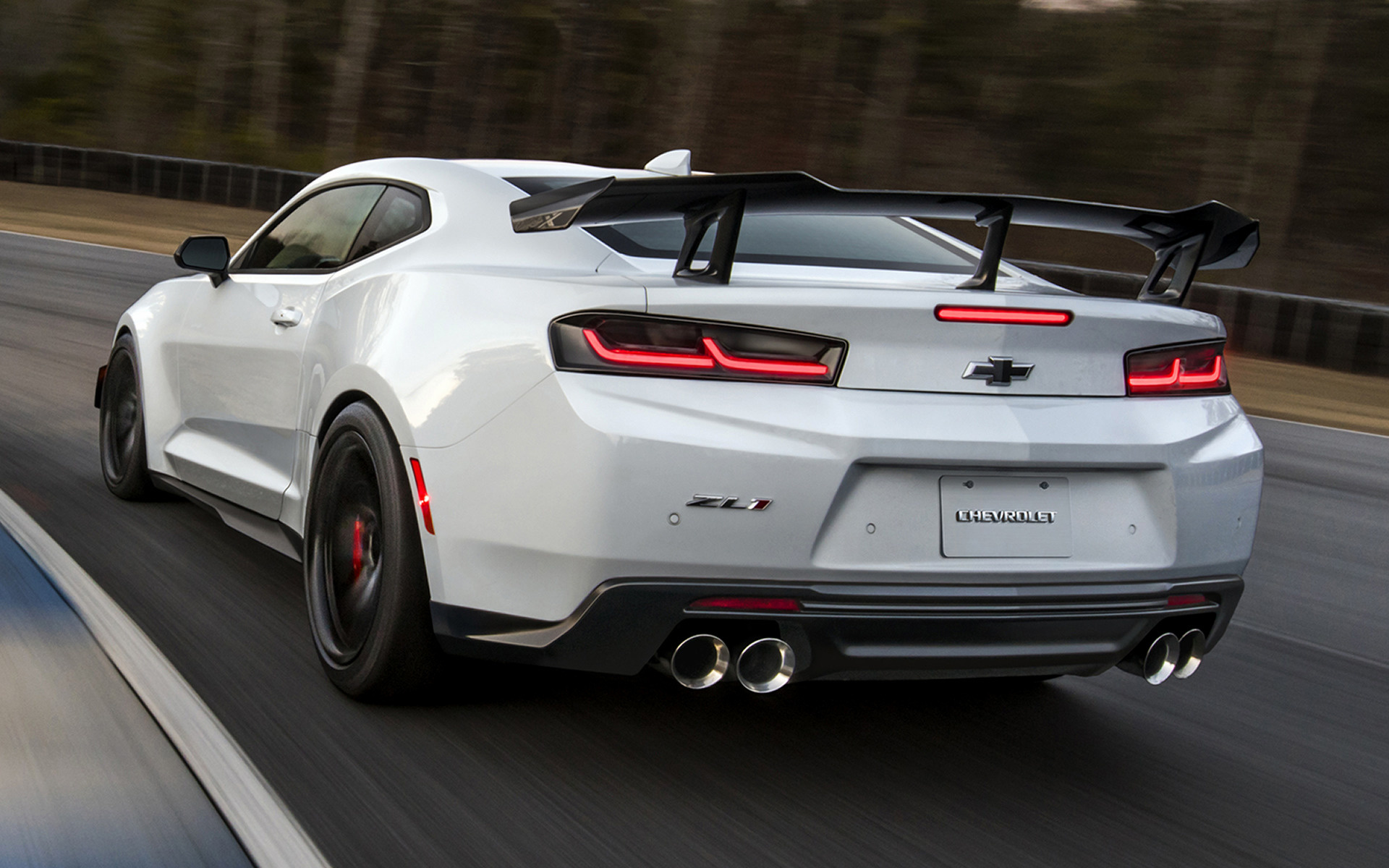 2018 Chevrolet Camaro Zl1 1le Wallpapers And Hd Images