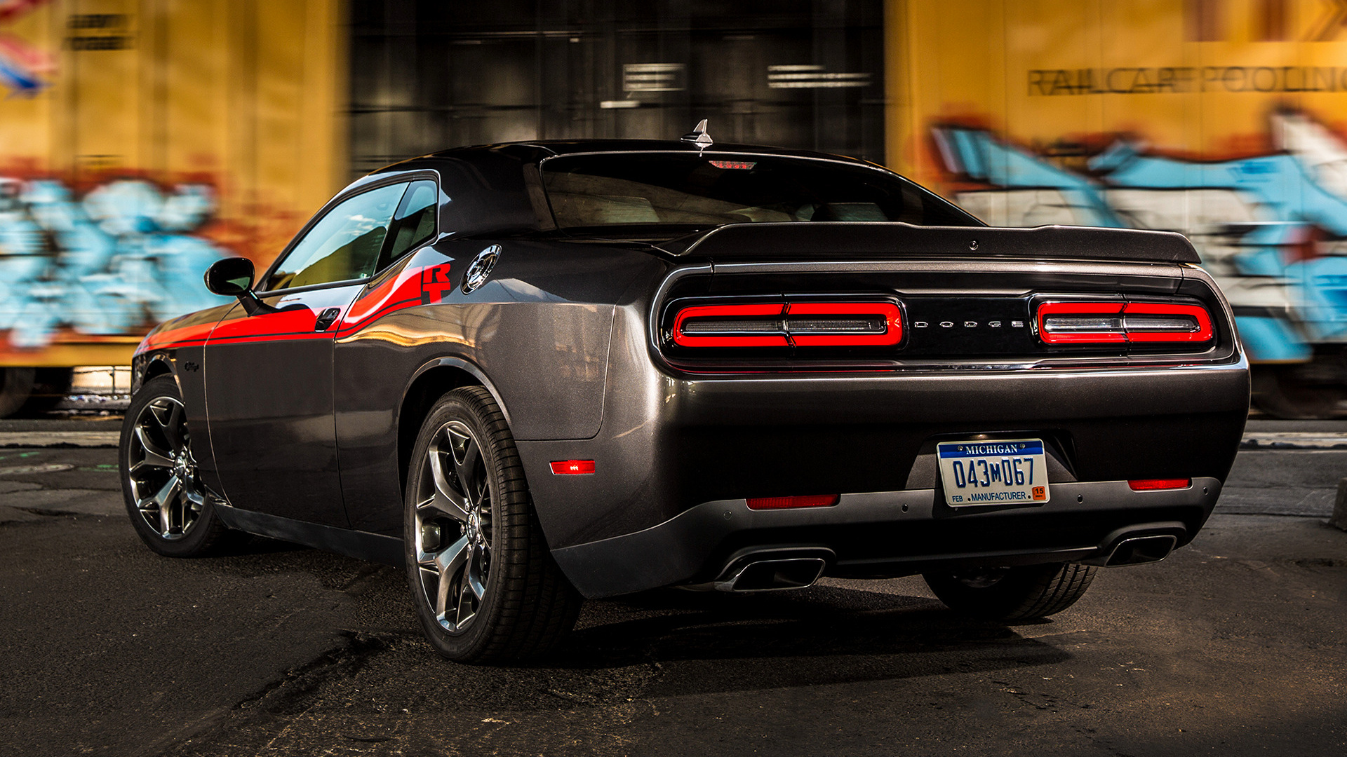Dodge Ram 2015 >> 2015 Dodge Challenger R/T Classic - Wallpapers and HD Images | Car Pixel