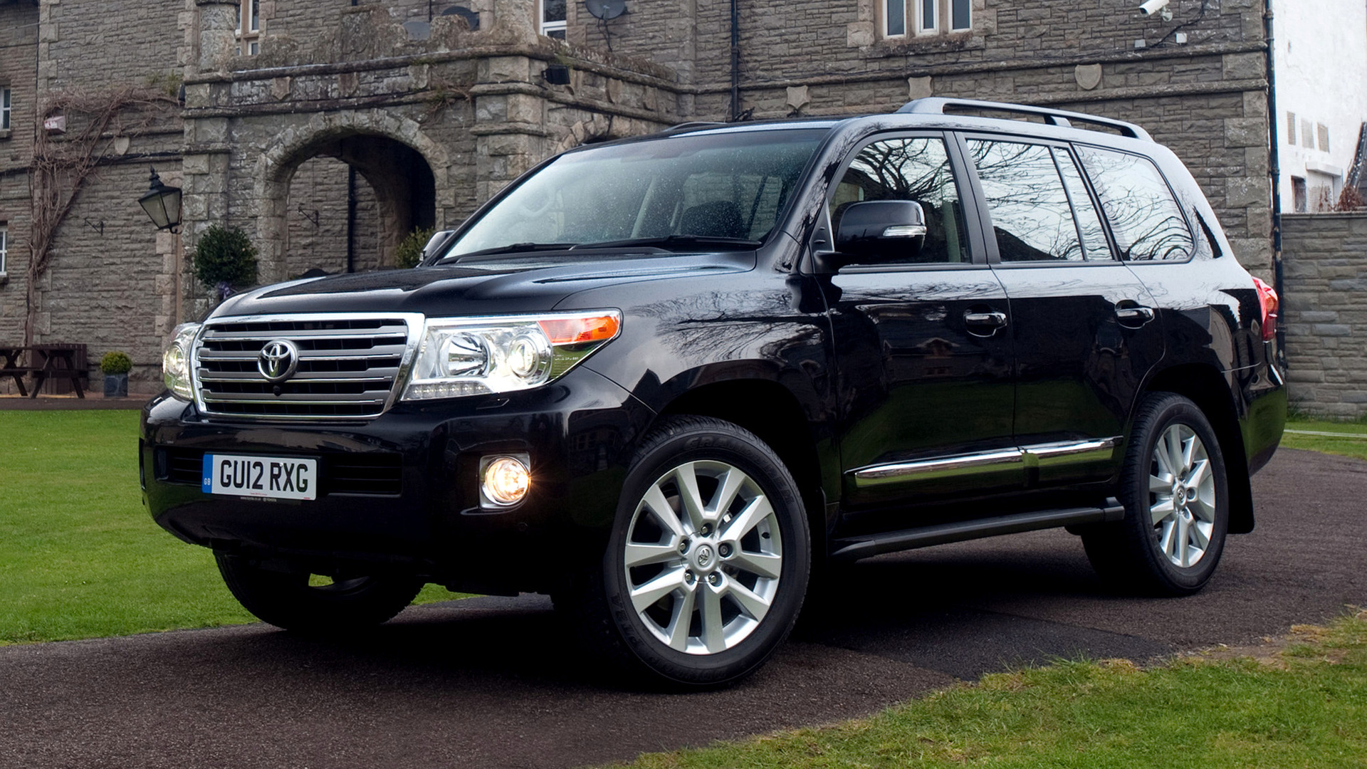 Used Alfa Romeo >> 2012 Toyota Land Cruiser V8 - Wallpapers and HD Images | Car Pixel