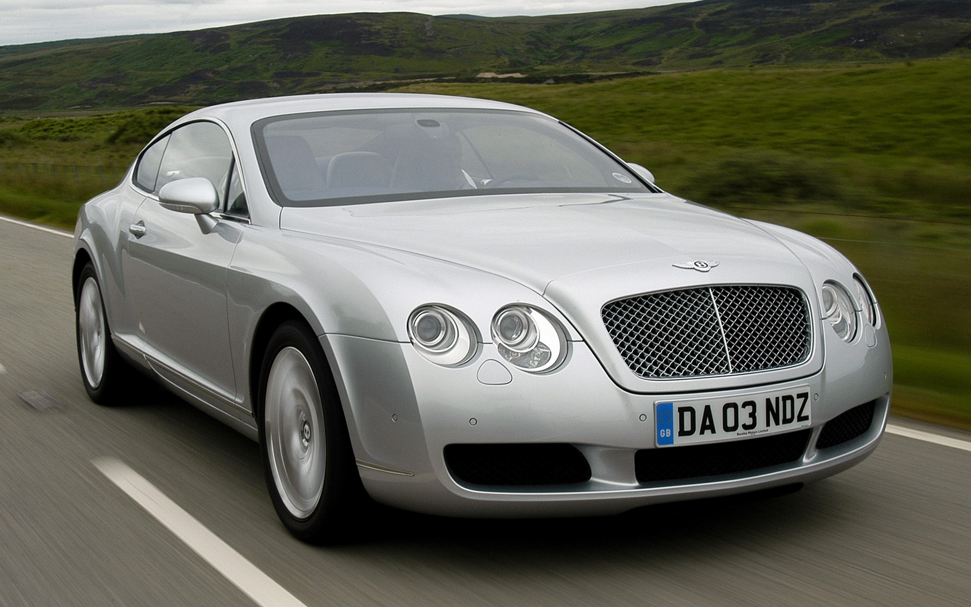 Bentley continental gt 2003 wallpapers and hd images car pixel wide 85 bentley continental gt 2003 vanachro Gallery