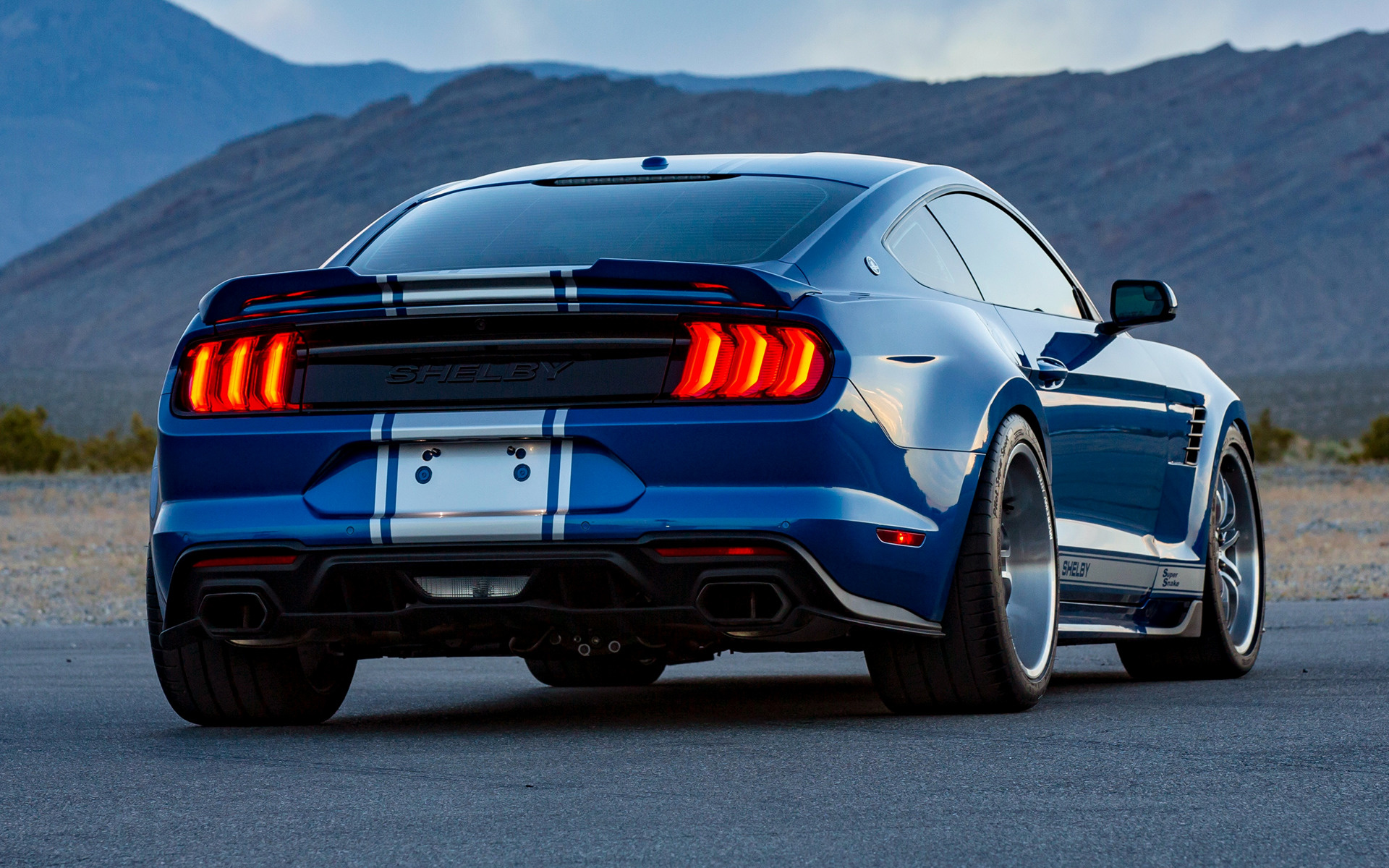 2018 Shelby Super Snake Widebody - Wallpapers and HD ...