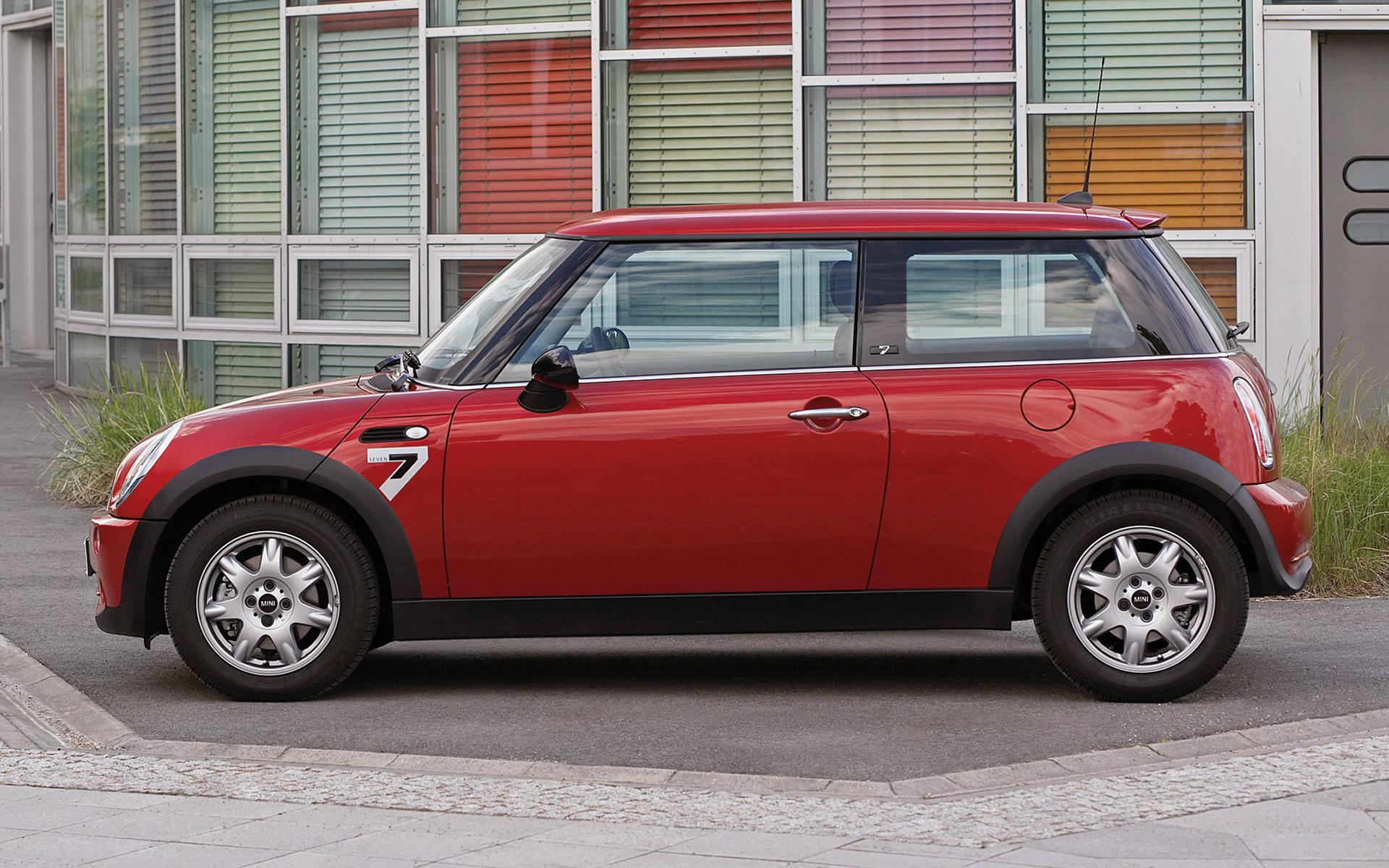 2005 Mini One Seven обои и картинки на рабочий стол Car Pixel