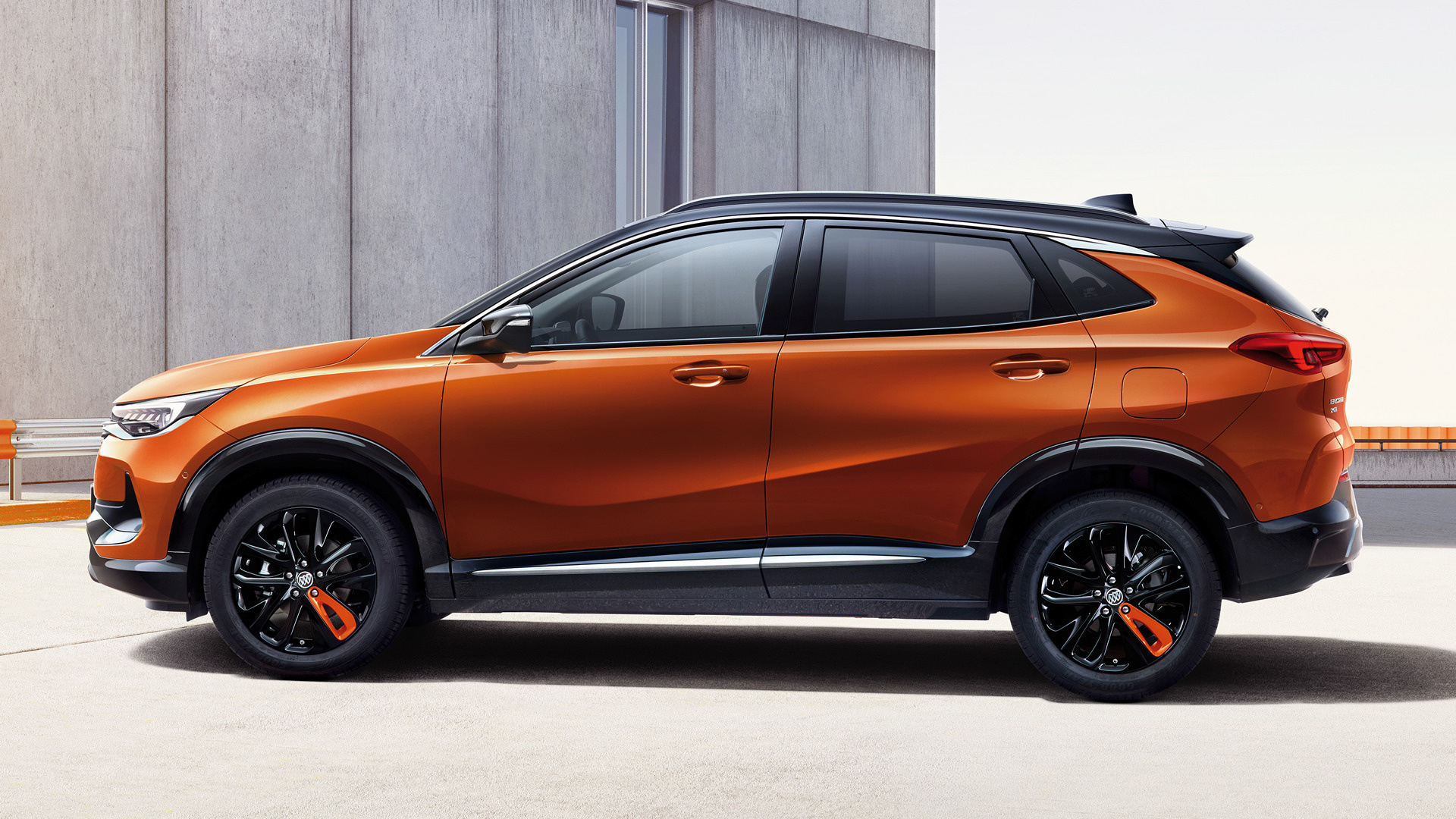 2020 Buick Encore (CN) - Wallpapers and HD Images   Car Pixel