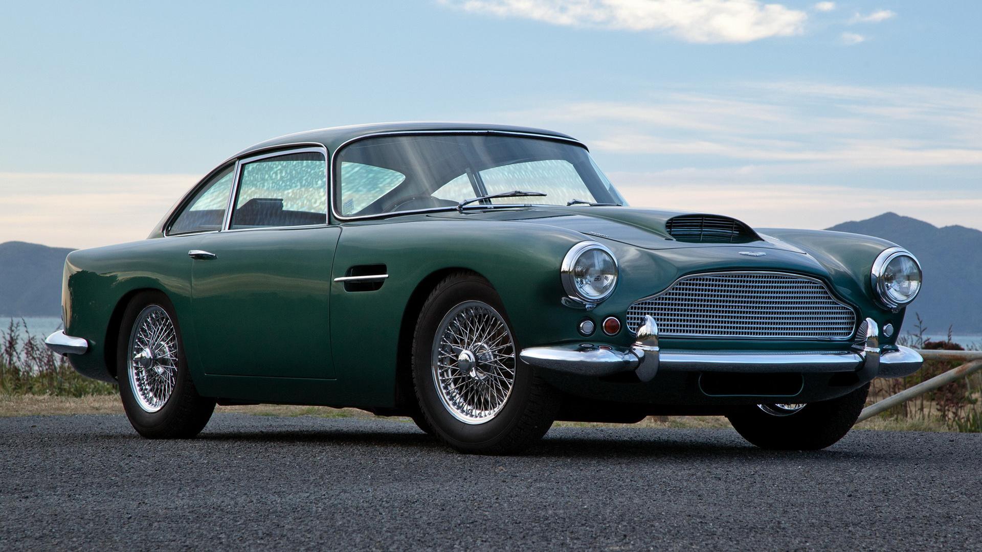 1960 Aston Martin Db4  Ii   Uk