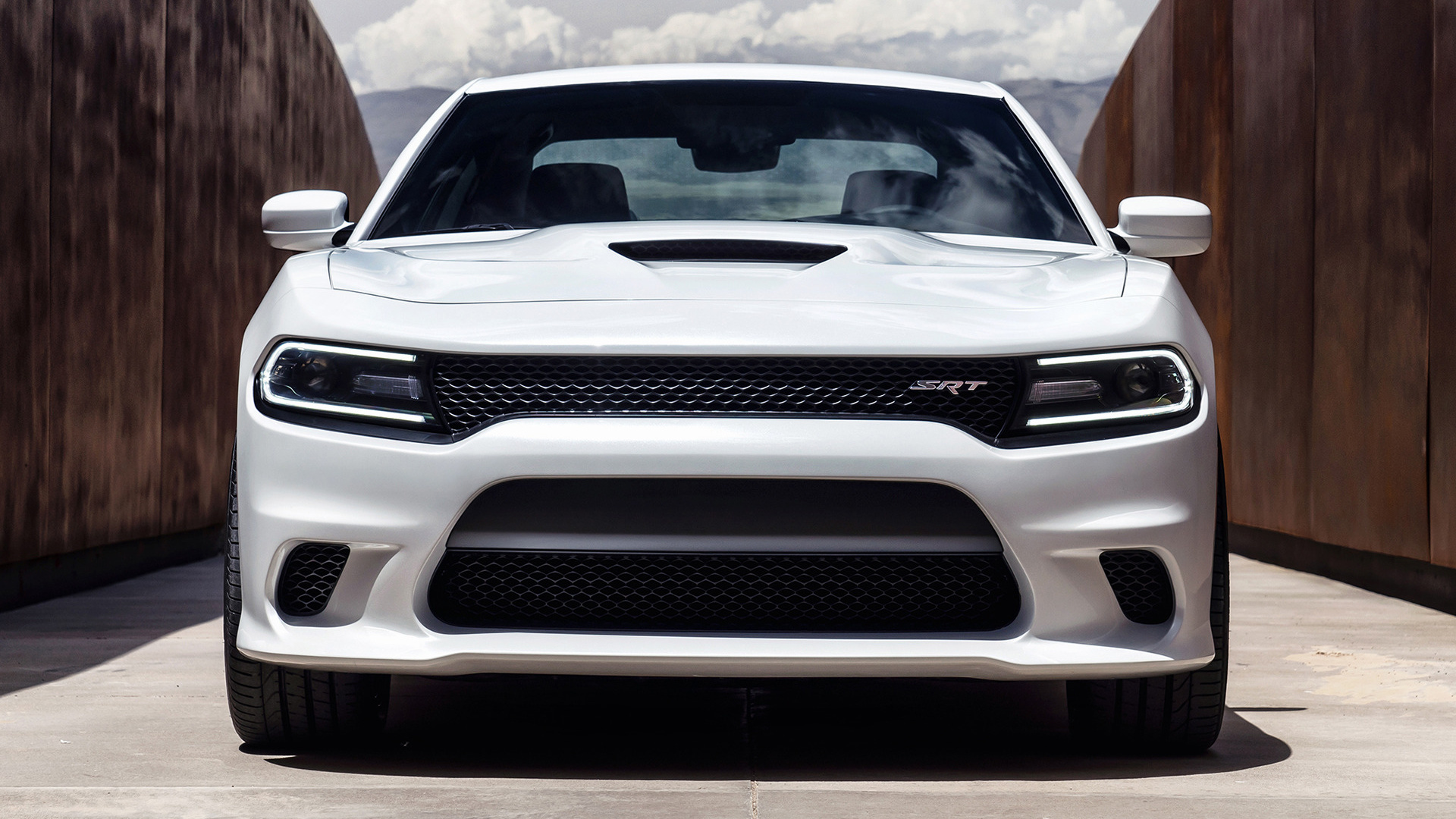 Dodge Charger Srt Hellcat >> Dodge Charger SRT Hellcat (2015) Wallpapers and HD Images - Car Pixel
