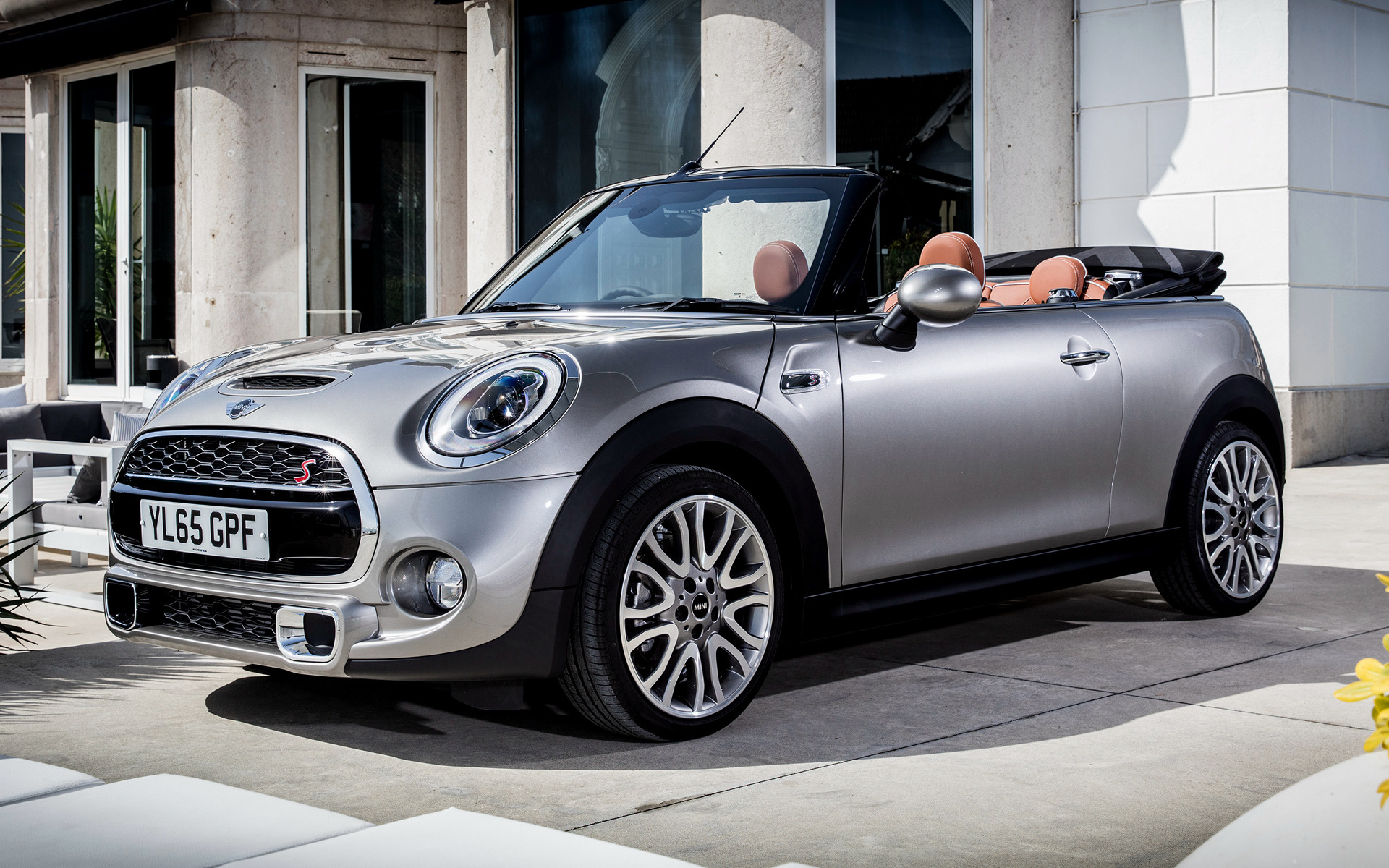 Mini Cooper S Convertible Open 150 Edition (2016) UK ...