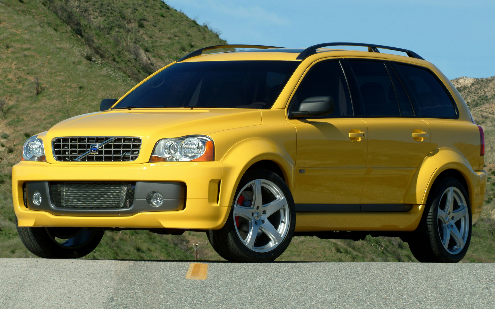 2005 Volvo XC90 Supercharged V8 - Wallpapers and HD Images ...