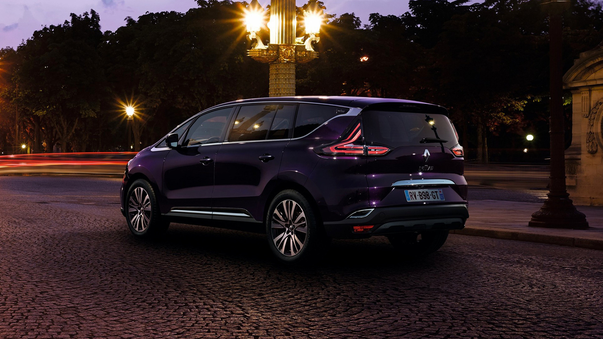 2015 Renault Espace Initiale Paris - Wallpapers and HD ...