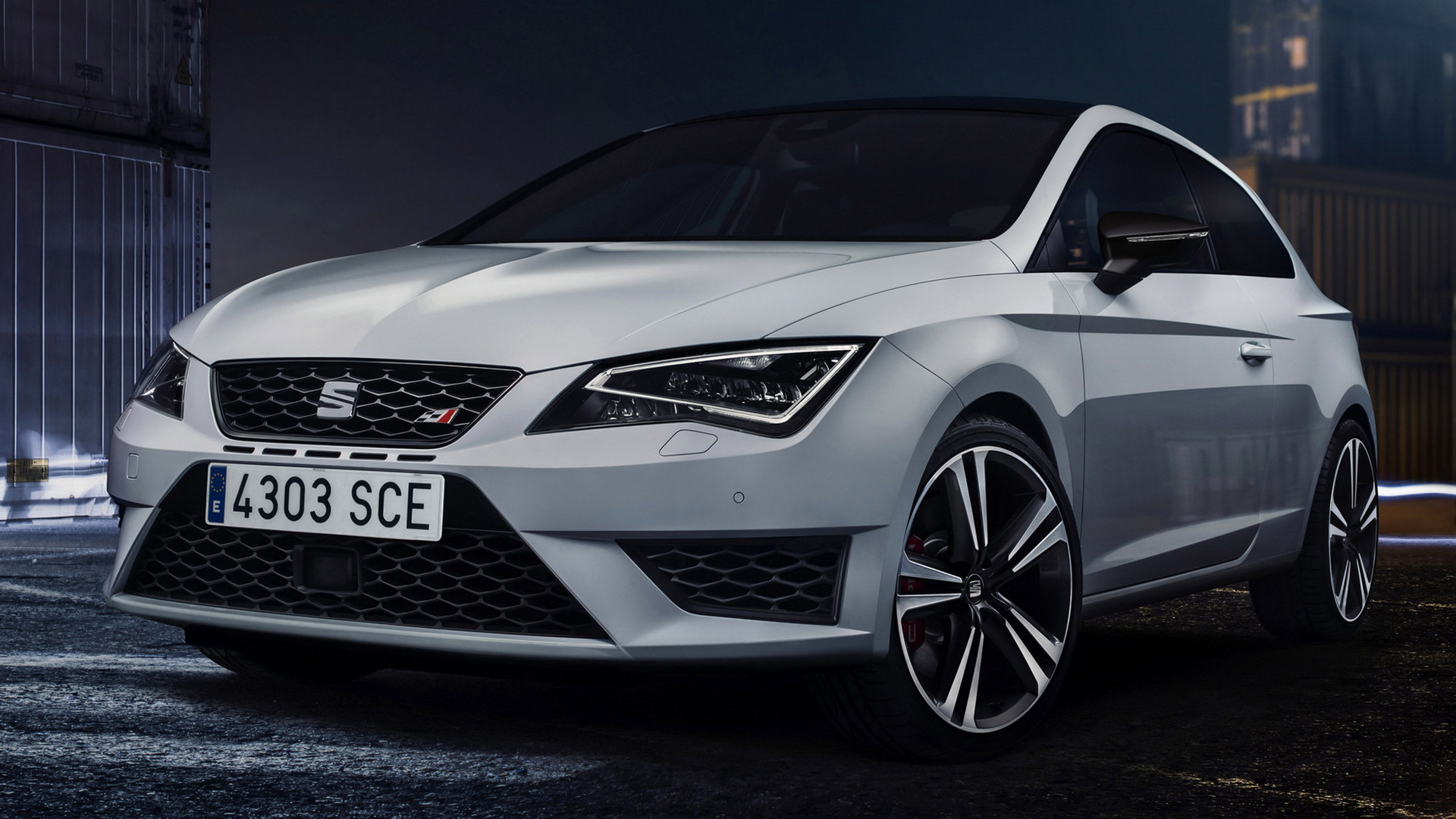 seat leon sc cupra 2014 wallpapers and hd images car pixel. Black Bedroom Furniture Sets. Home Design Ideas