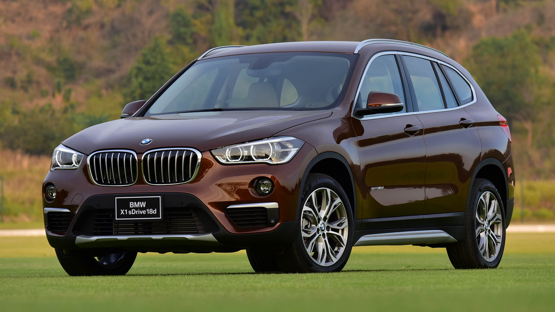 2016 BMW X1 (TH) - Wallpapers and HD Images | Car Pixel