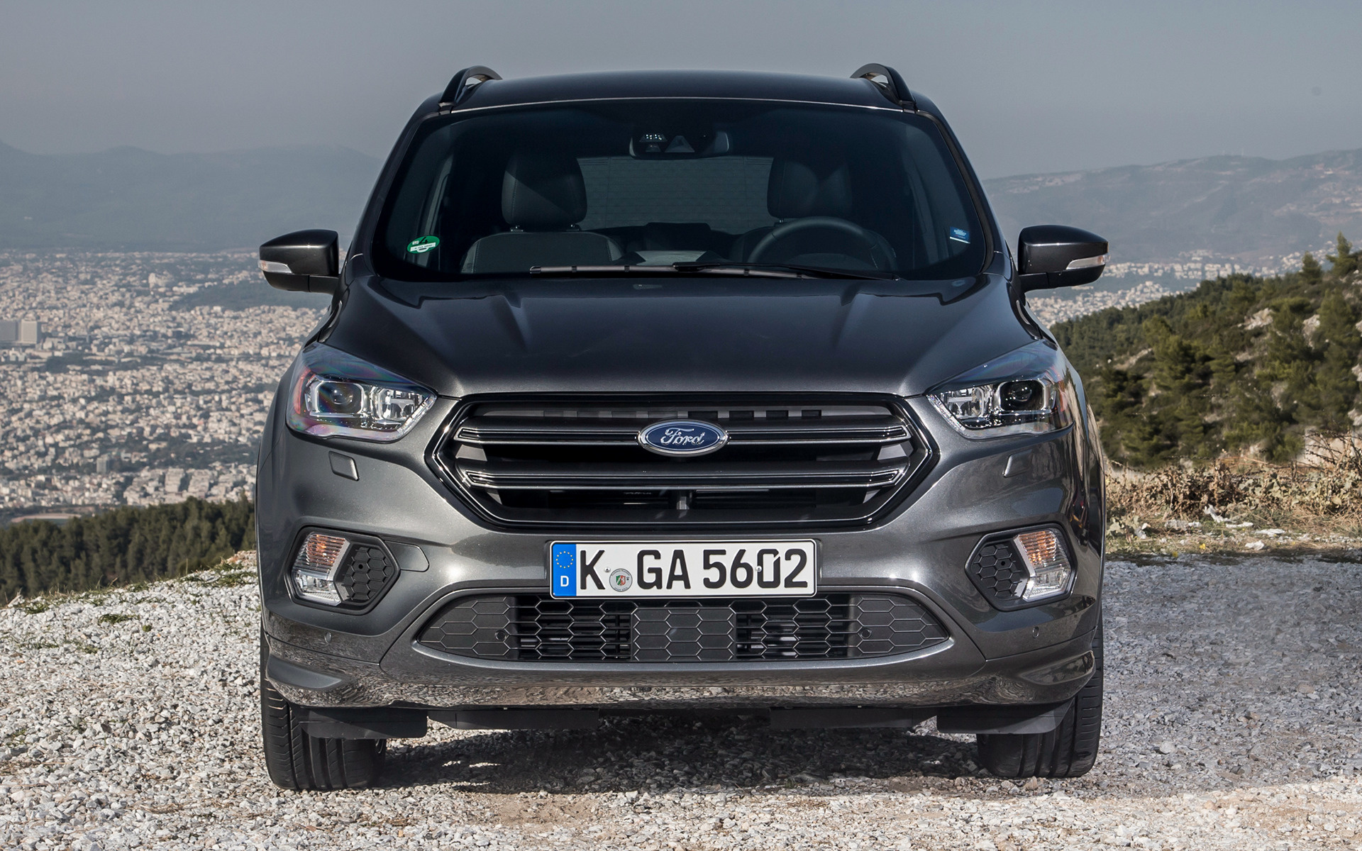 Ford Kuga St Line 2016 Wallpapers And Hd Images Car Pixel