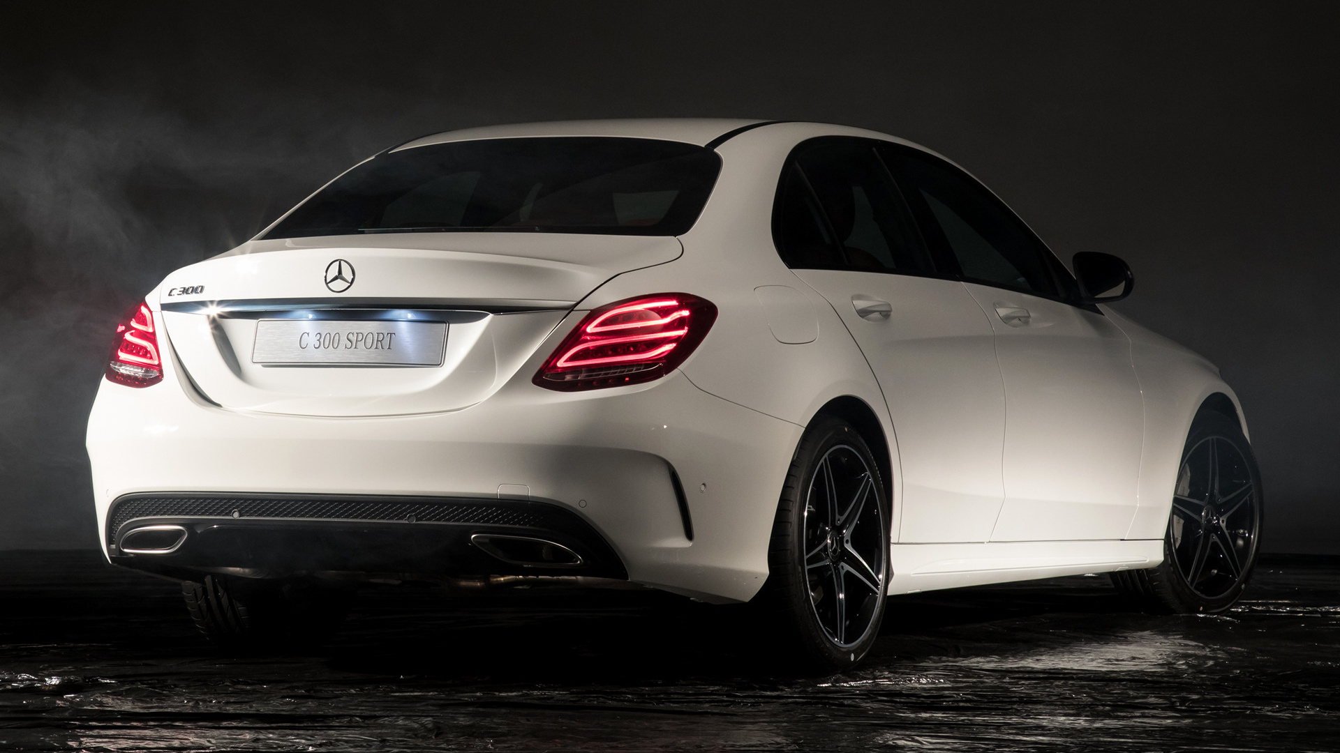 Mercedes C Class Coupe >> 2016 Mercedes-Benz C-Class AMG Styling (BR) - Wallpapers and HD Images | Car Pixel