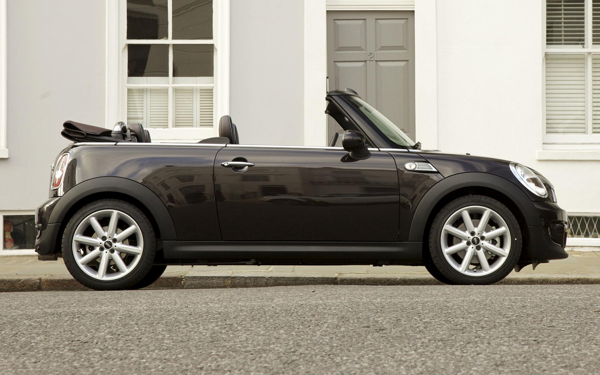 Convertible Car Seat >> 2012 Mini Cooper S Convertible Highgate (UK) - Wallpapers and HD Images   Car Pixel