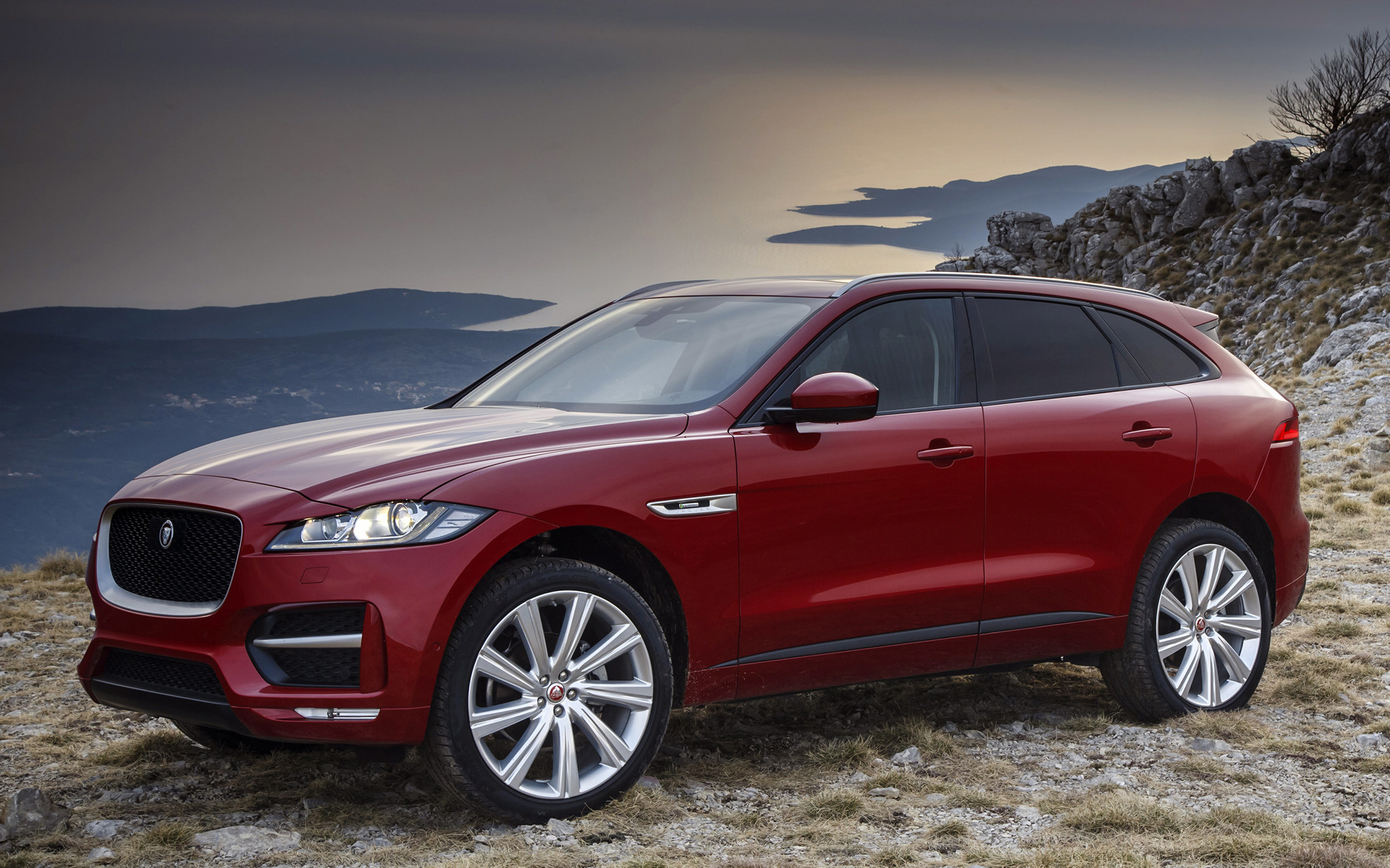 9 Seater Car >> Jaguar F-Pace R-Sport (2016) Wallpapers and HD Images - Car Pixel