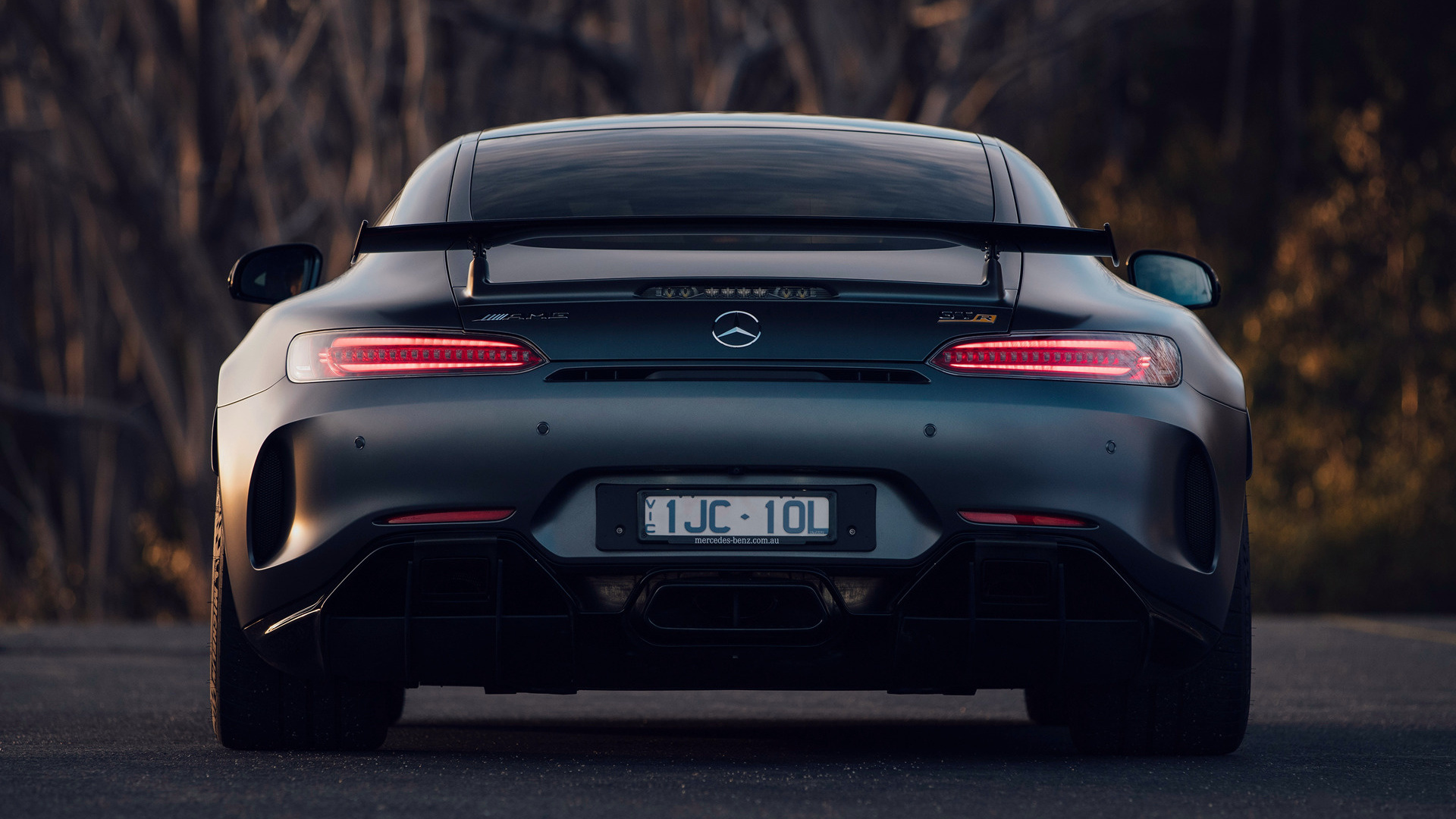 Mercedes Benz Amg >> 2017 Mercedes-AMG GT R (AU) - Wallpapers and HD Images | Car Pixel