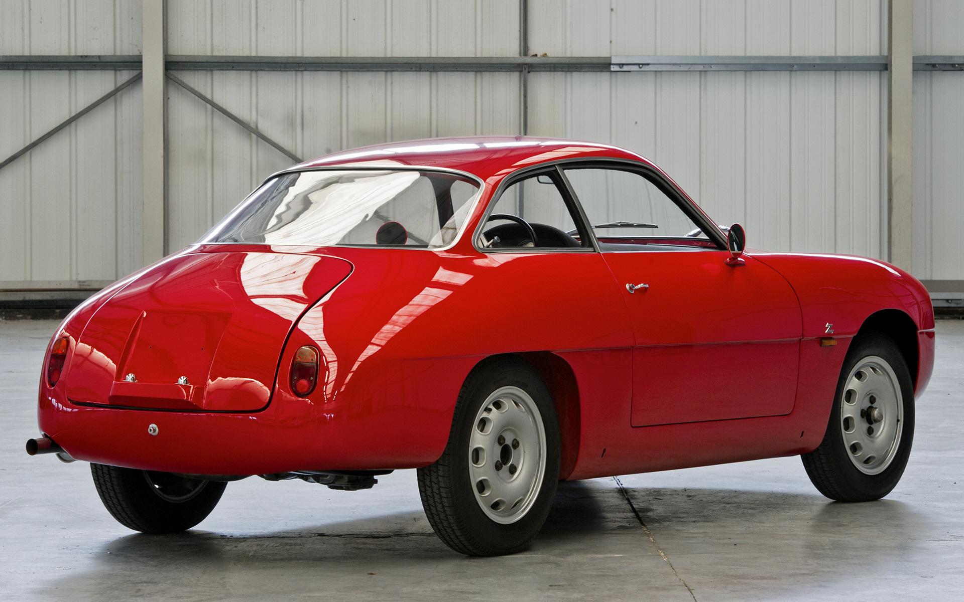 Alfa Romeo Giulietta Sz 1960 Wallpapers And Hd Images