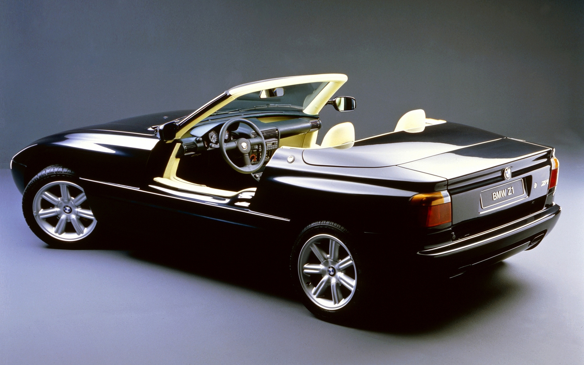 BMW Z1 (1988) Wallpapers and HD Images - Car Pixel