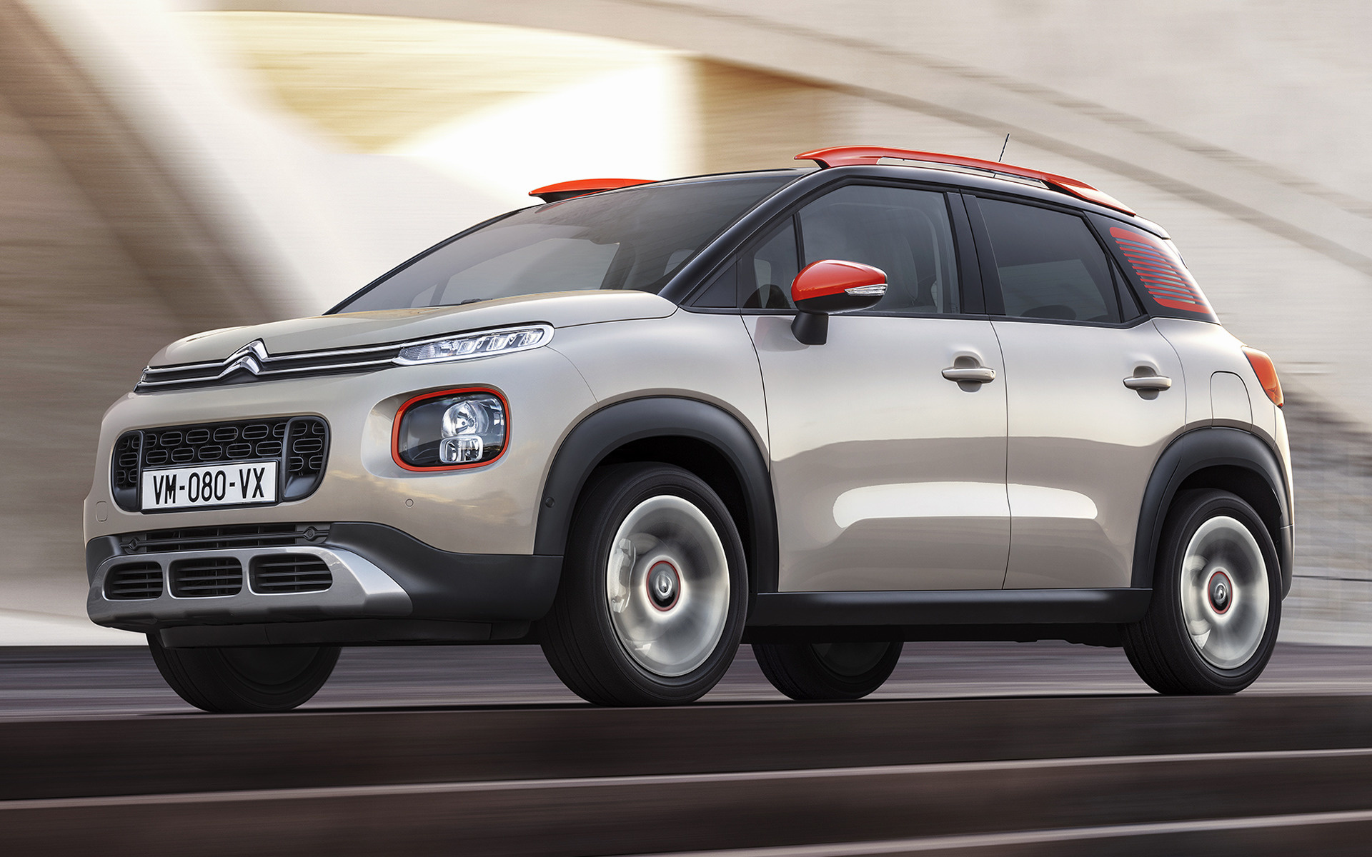2017 Citroen C3 Aircross - Wallpapers and HD Images | Car ...