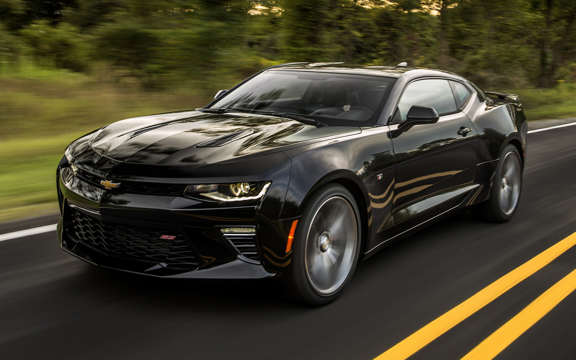 Chevrolet Camaro Ss 2016 Wallpapers And Hd Images Car