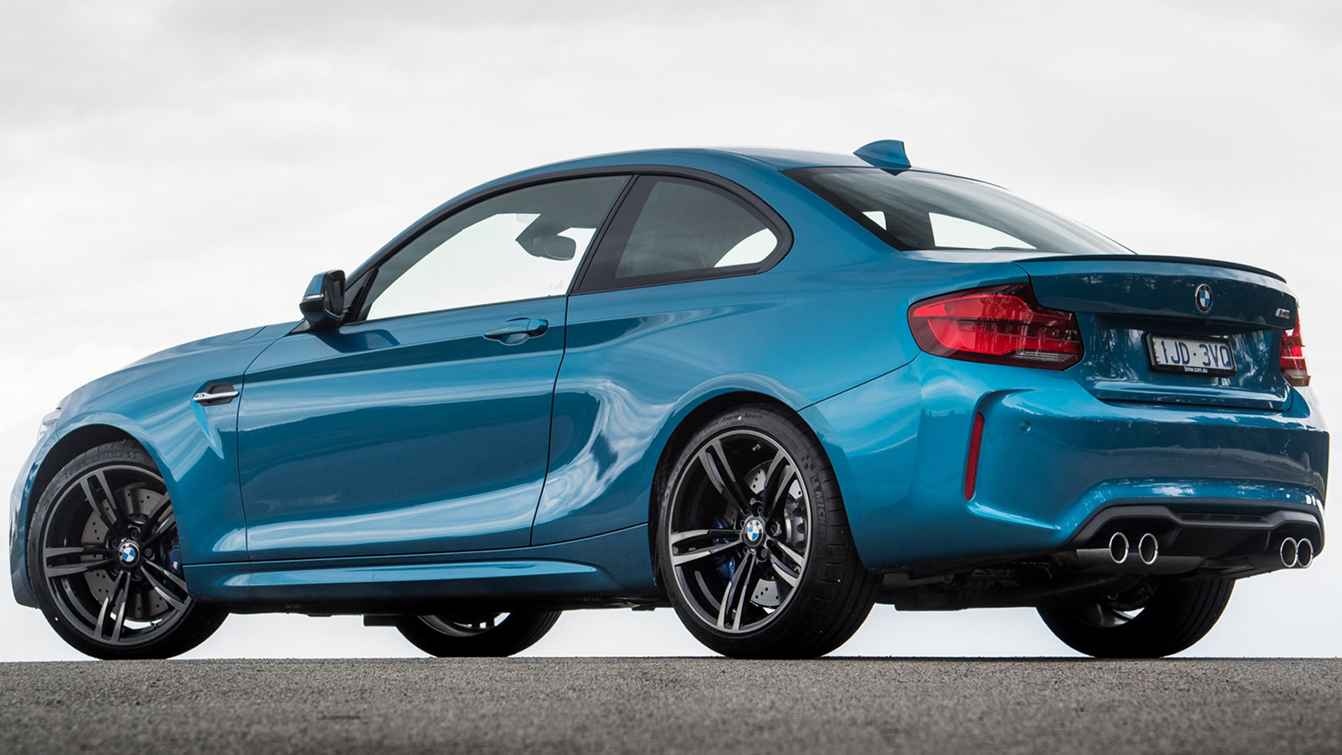 2017 bmw m2 coupe au wallpapers and hd images car pixel. Black Bedroom Furniture Sets. Home Design Ideas